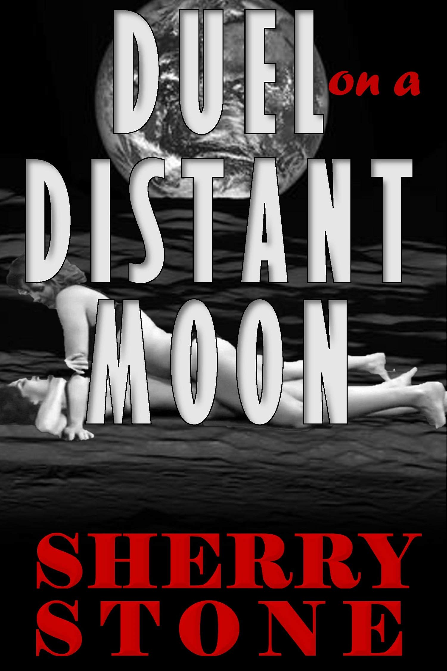 Duel on a Distant Moon: Meena is abducted from her moon Neso by an energy hungry species. She is enlisted to help get the plans for a solution to their energy needs.