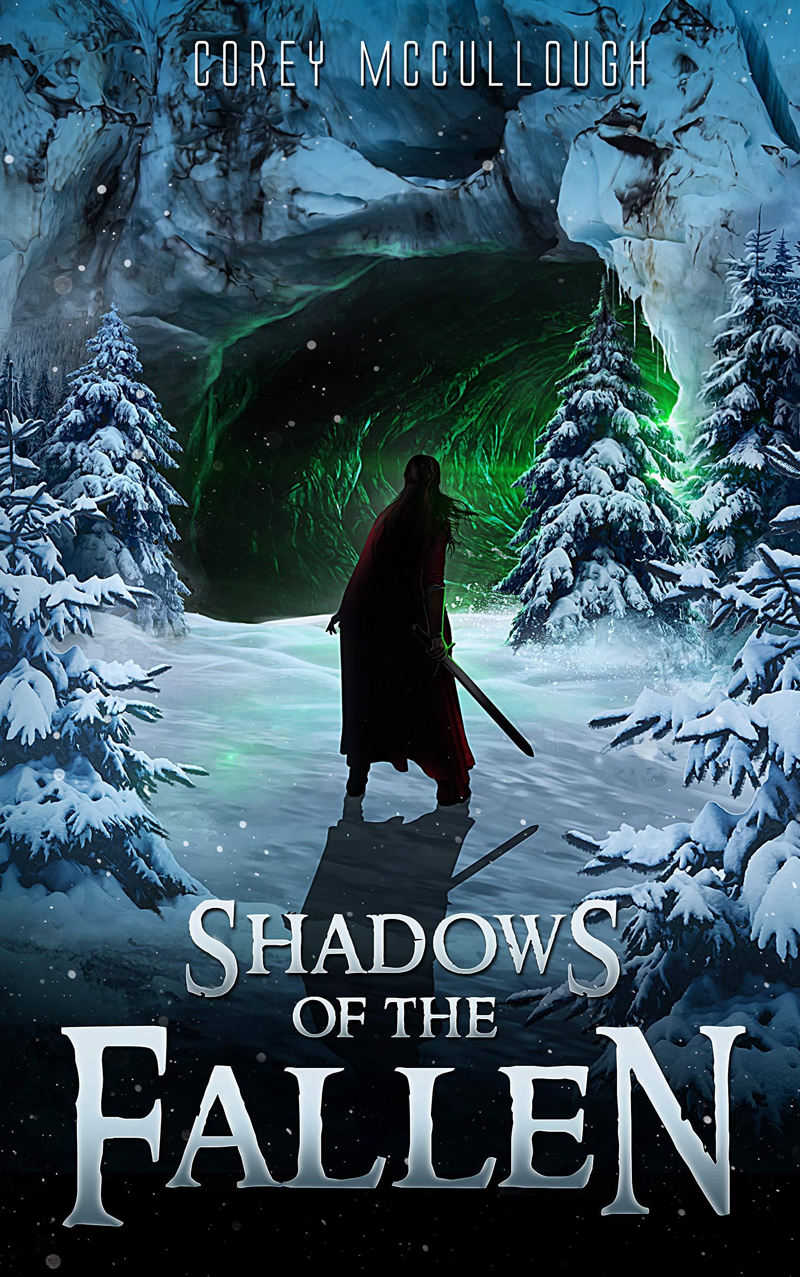 Shadows of the Fallen: Book 3 of The Fallen Odyssey
