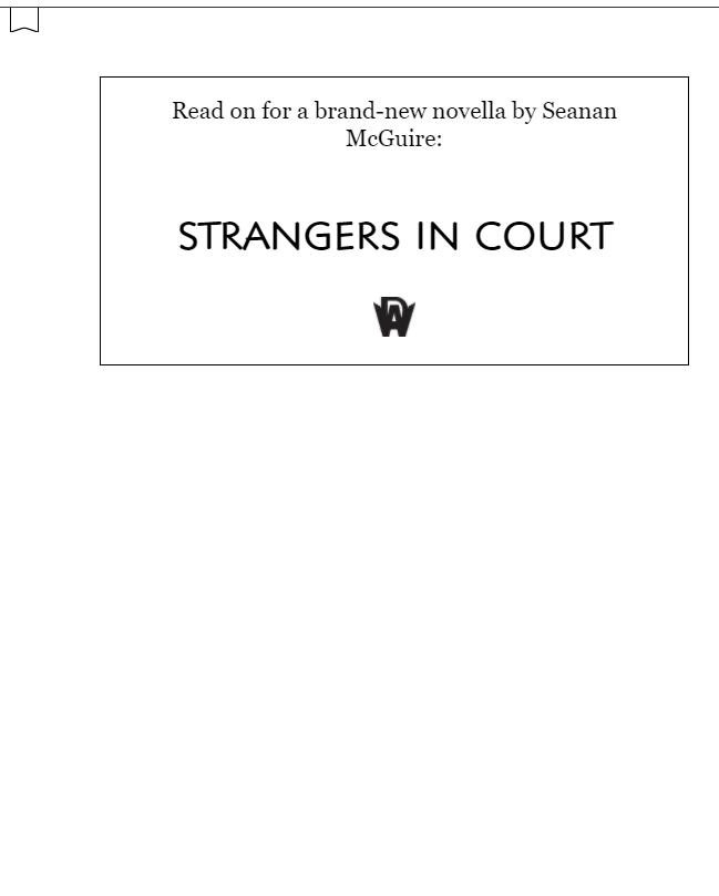 Strangers in Court