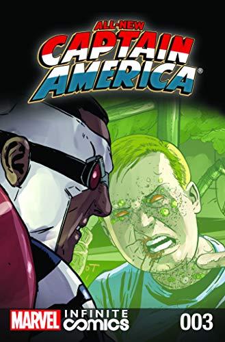 All-New Captain America: Fear Him Infinite Comic #3