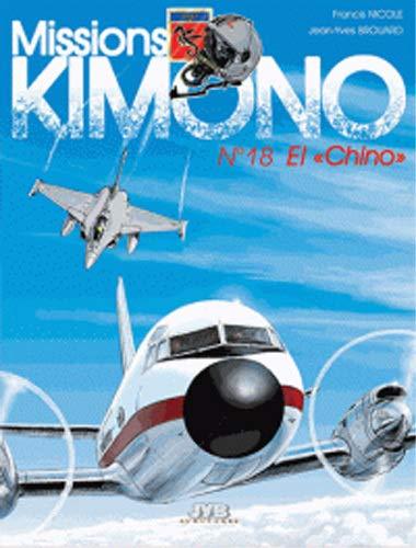 Missions Kimono T18 El Chino (Mission Kimono)