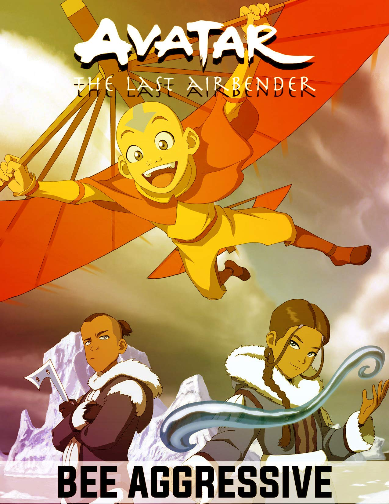 Avatar: The Last Airbender Nickelodeon Avatar Comics Books Collection American action adventure fantasy Fan