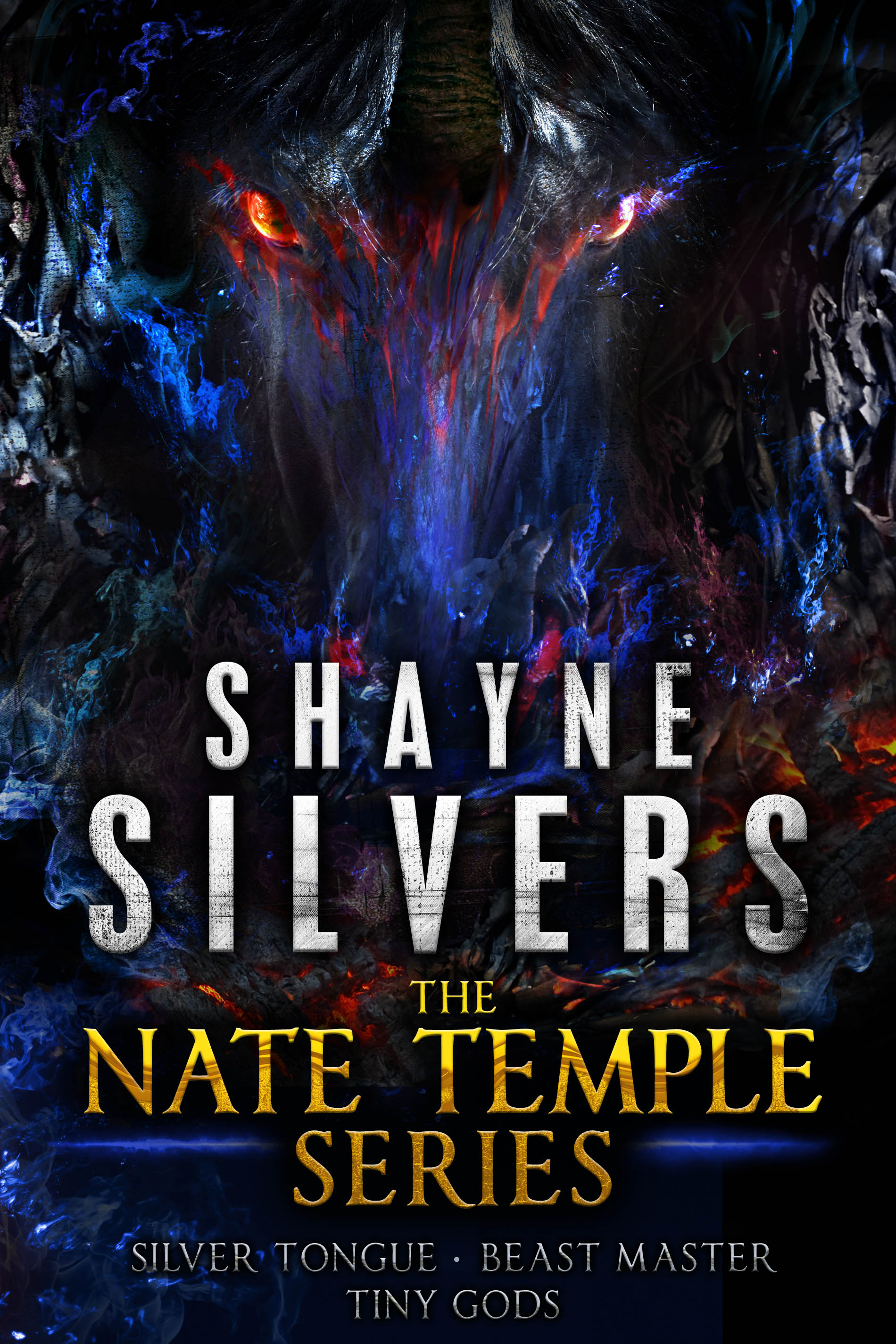 The Nate Temple Series Box Set 2 (The Nate Temple Series, #4-6)