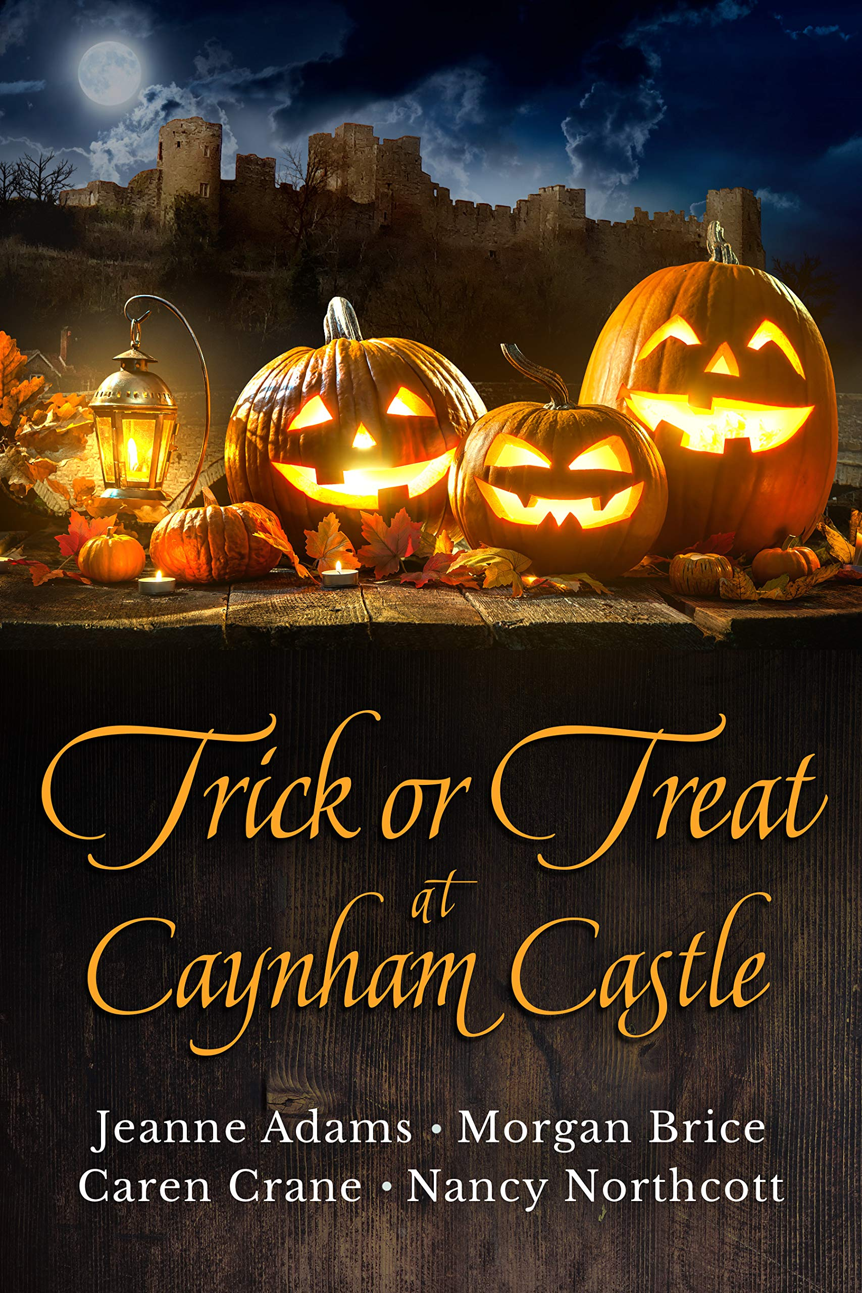 Trick or Treat at Caynham Castle