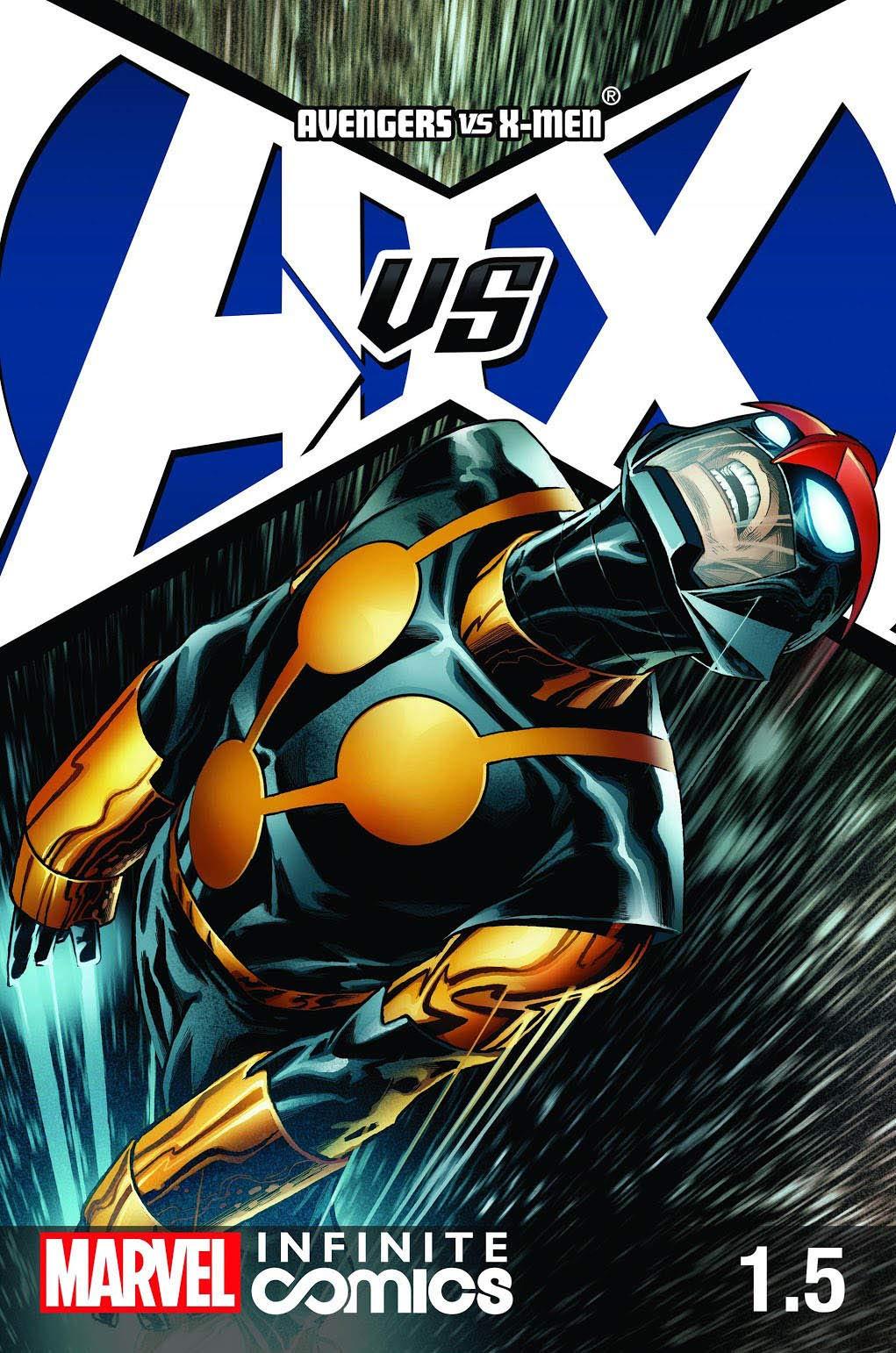 Comic Book: Avengers vs X-Men Infinite