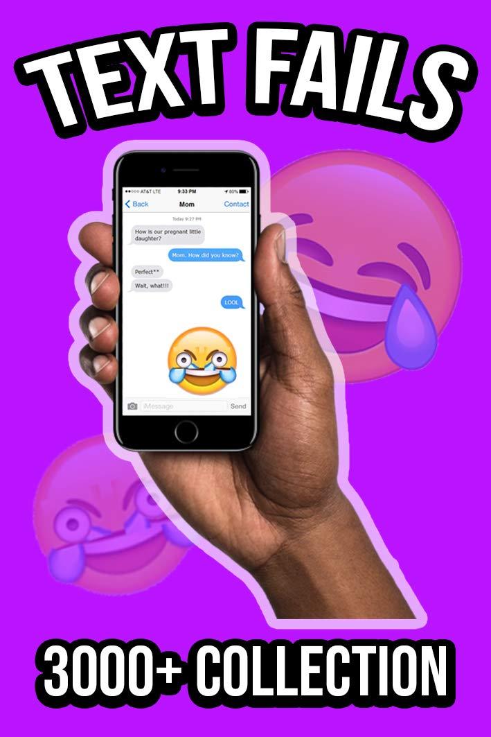 Funny Text Fails: 2020, Kindle, eBooks, Funny, Cool, Jokes, Epic Fails, Mad, Comedy