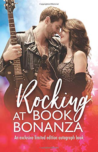 Rocking at Book Bonanza: An exclusive limited edition autograph book