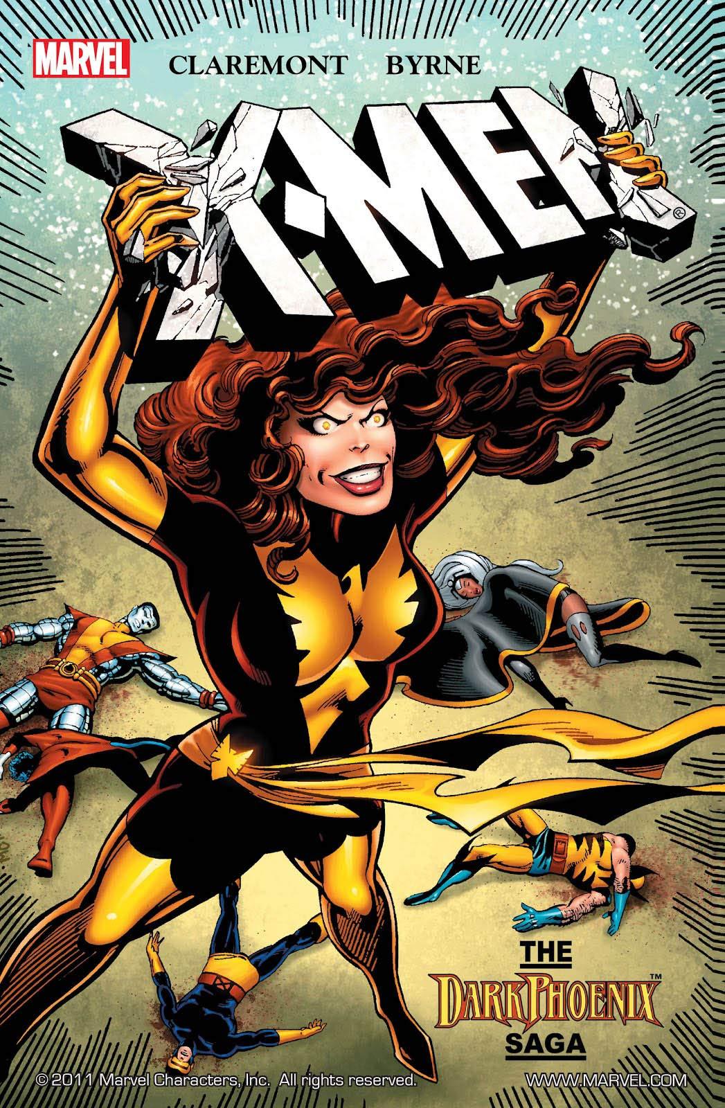 Comic Book: X-Men The Dark Phoenix Saga