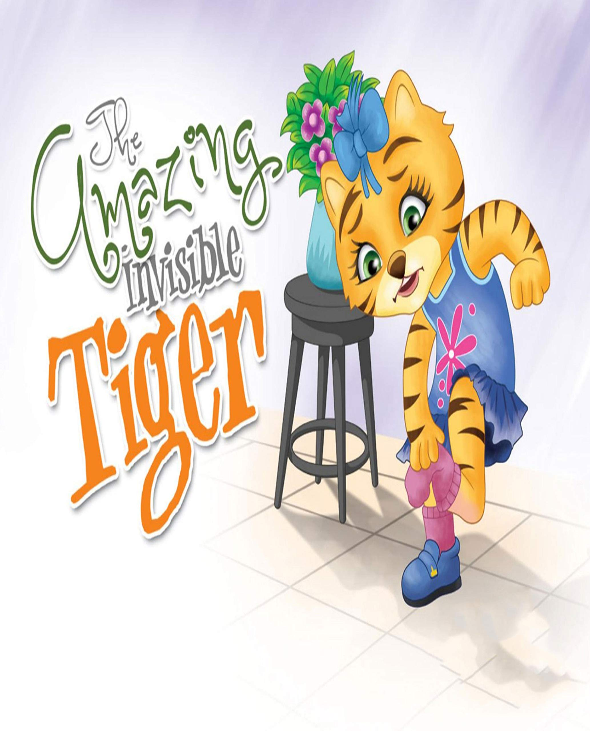 THE AMAZING INVISIBLE TIGER Free Childrens Book By Monkey Pen: Recommended for classic children's picture books