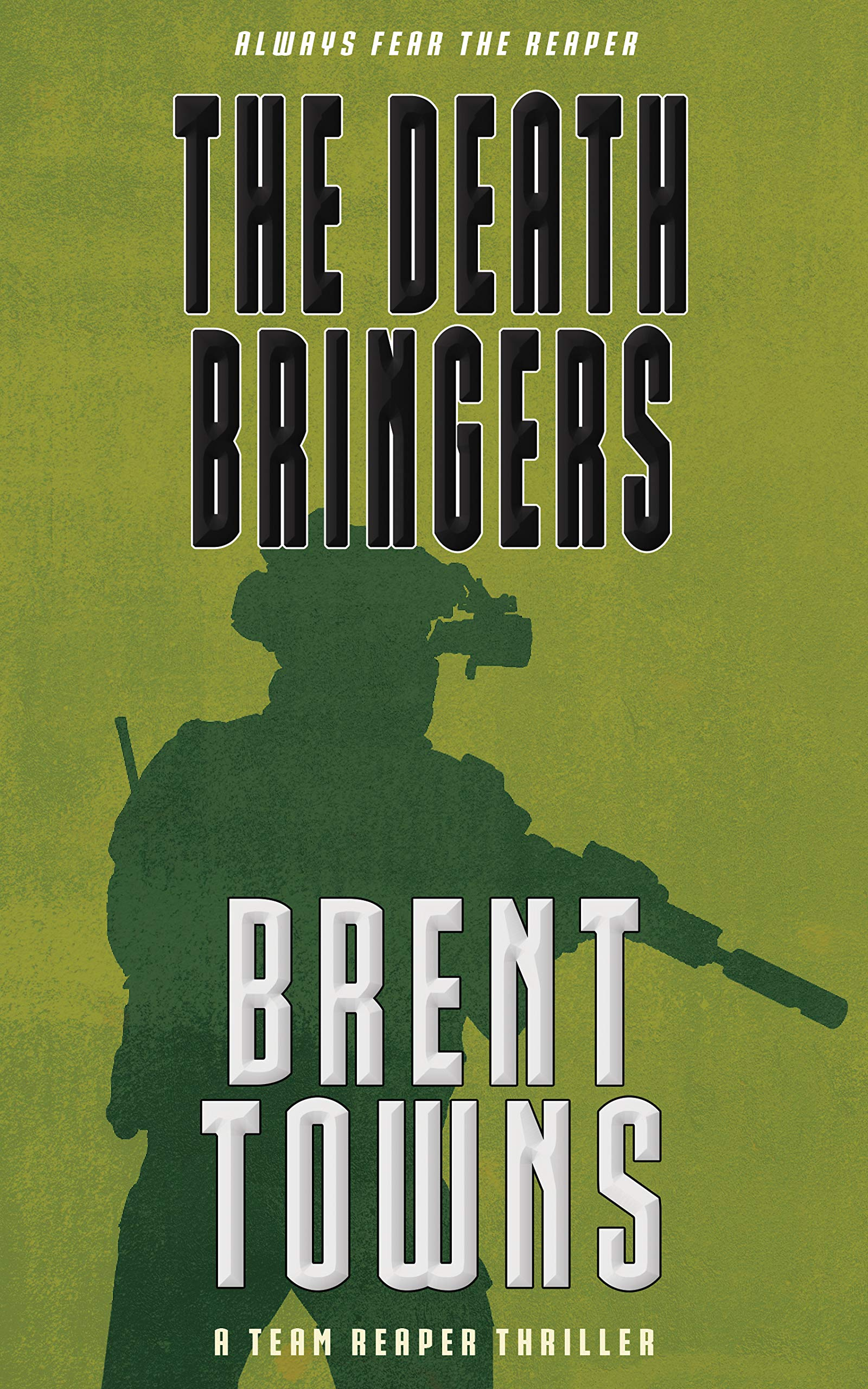 The Death Bringers (Team Reaper Thriller #14)