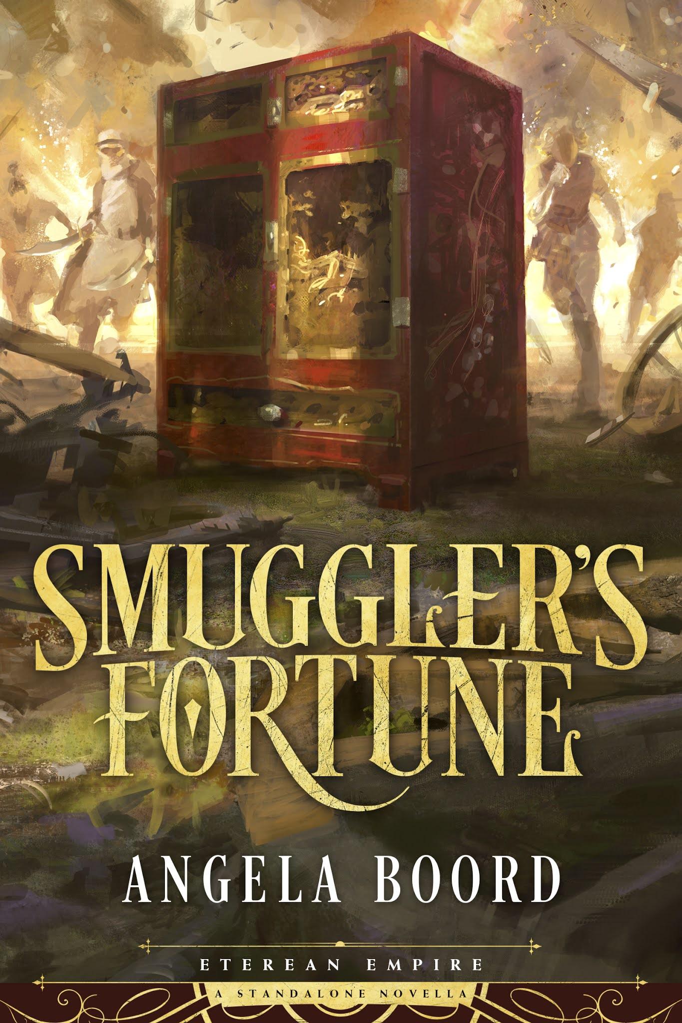Smuggler's Fortune (Eterean Empire, #0.5)