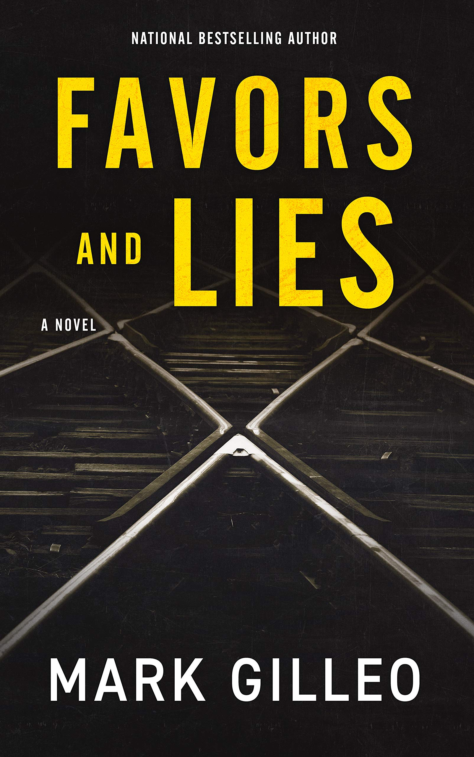 Favors and Lies (Dan Lord Book 1)