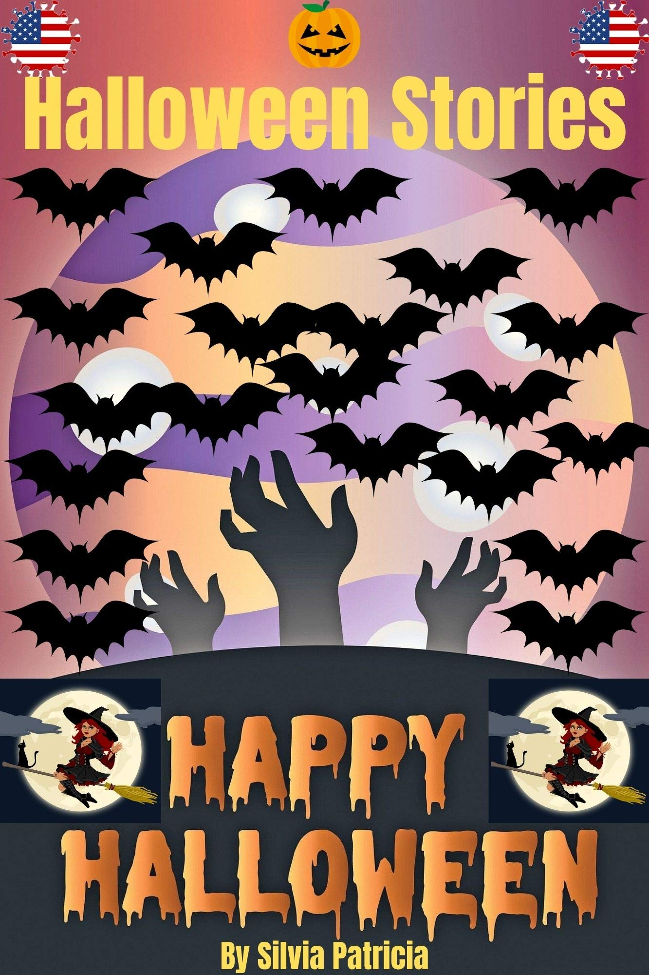 Halloween Stories: Spooky Short Stories for Kids (Halloween Collection Book 7