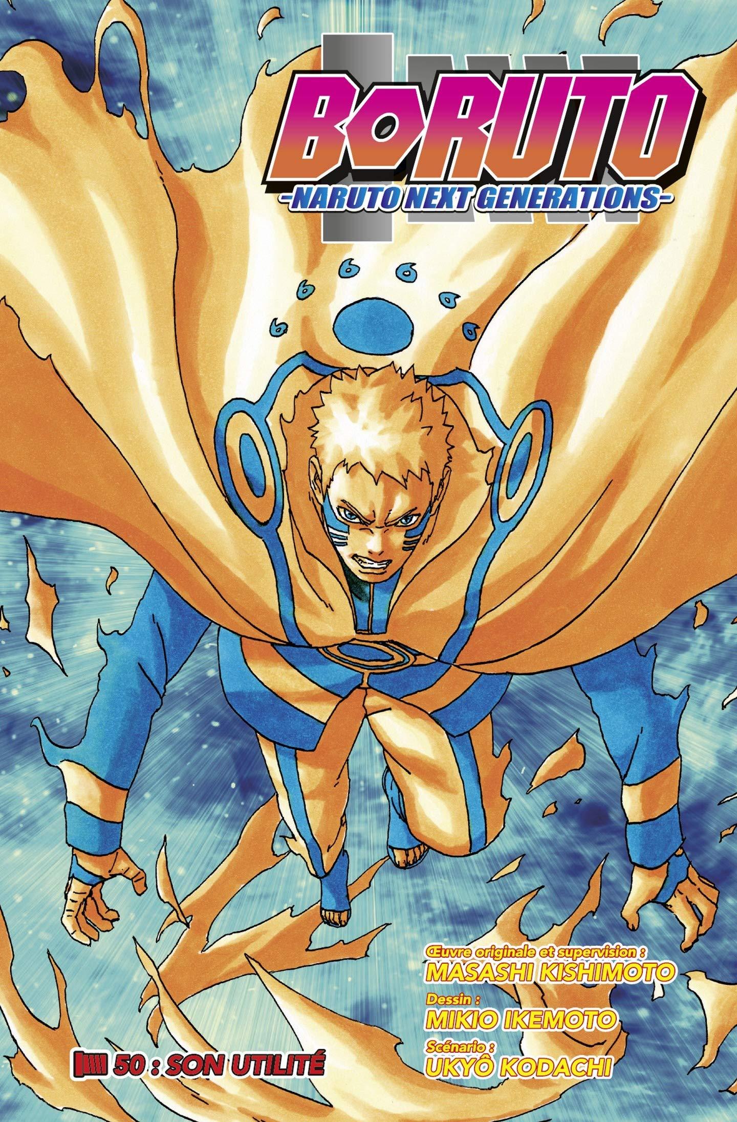 Boruto - Naruto next generations - Chapitre 50: Son utilité