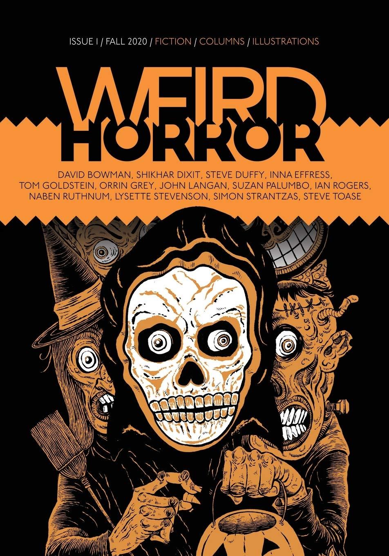 Weird Horror #1