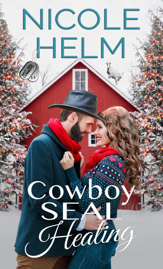 Cowboy SEAL Healing (Navy SEAL Cowboys, #3.5)