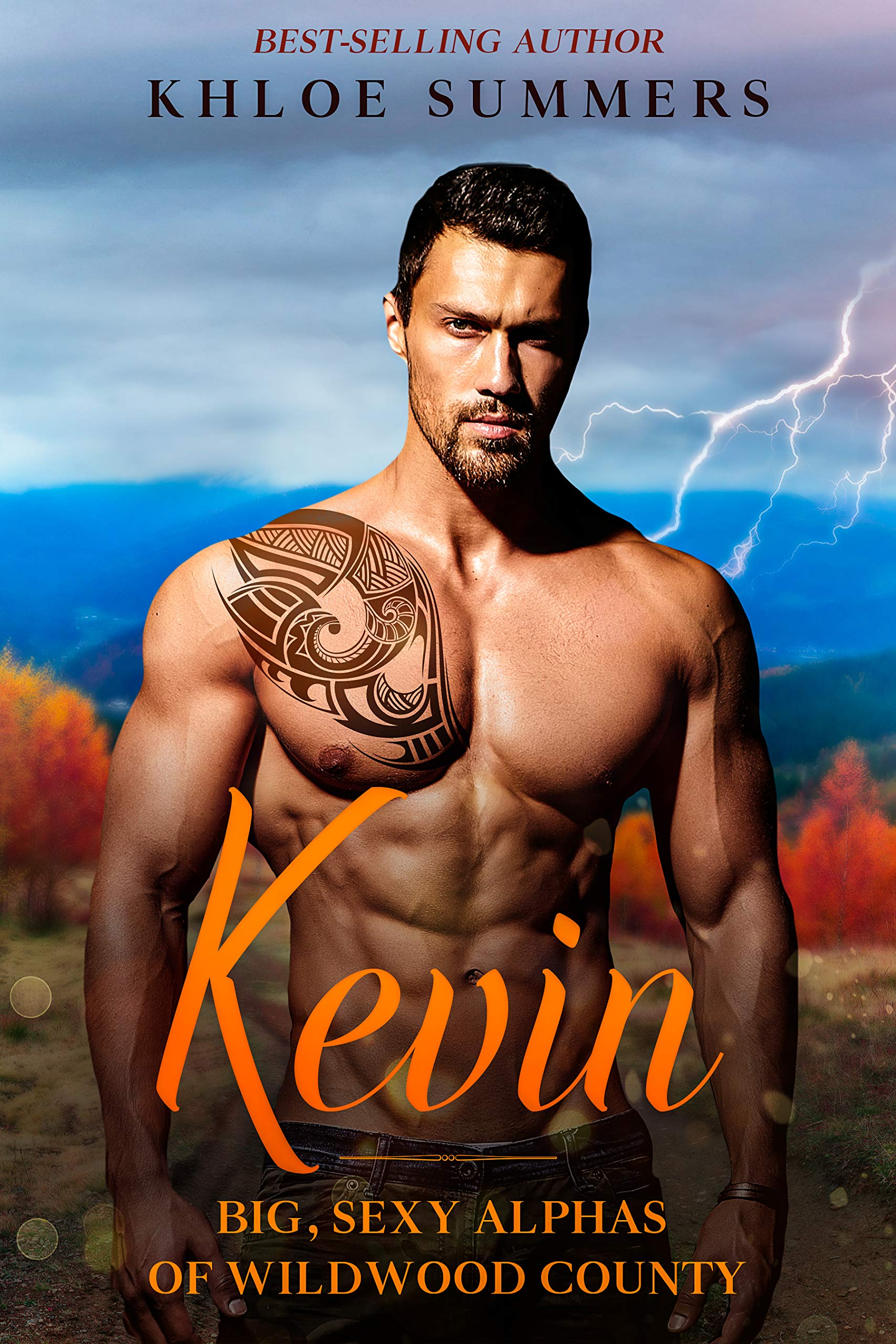 Kevin: Big, Sexy, Alphas of Wildwood County: