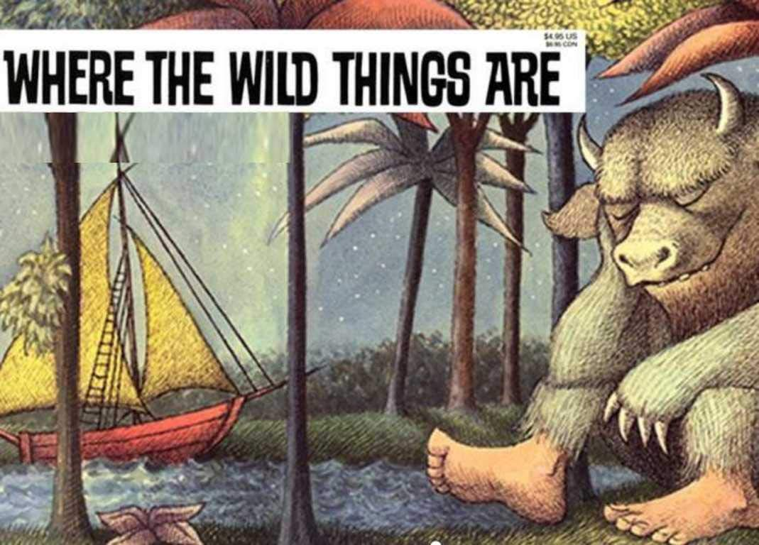 Where The Wild Things Are: Recommended for classic children s picture books