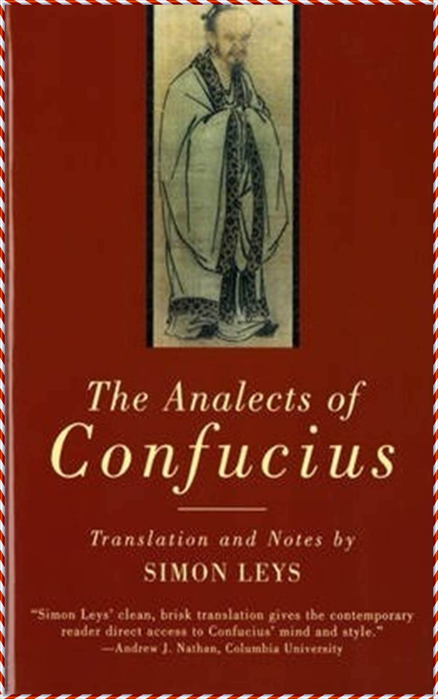 The Analects of Confucius - Confucius [Literary Touchstone Edition](annotated)