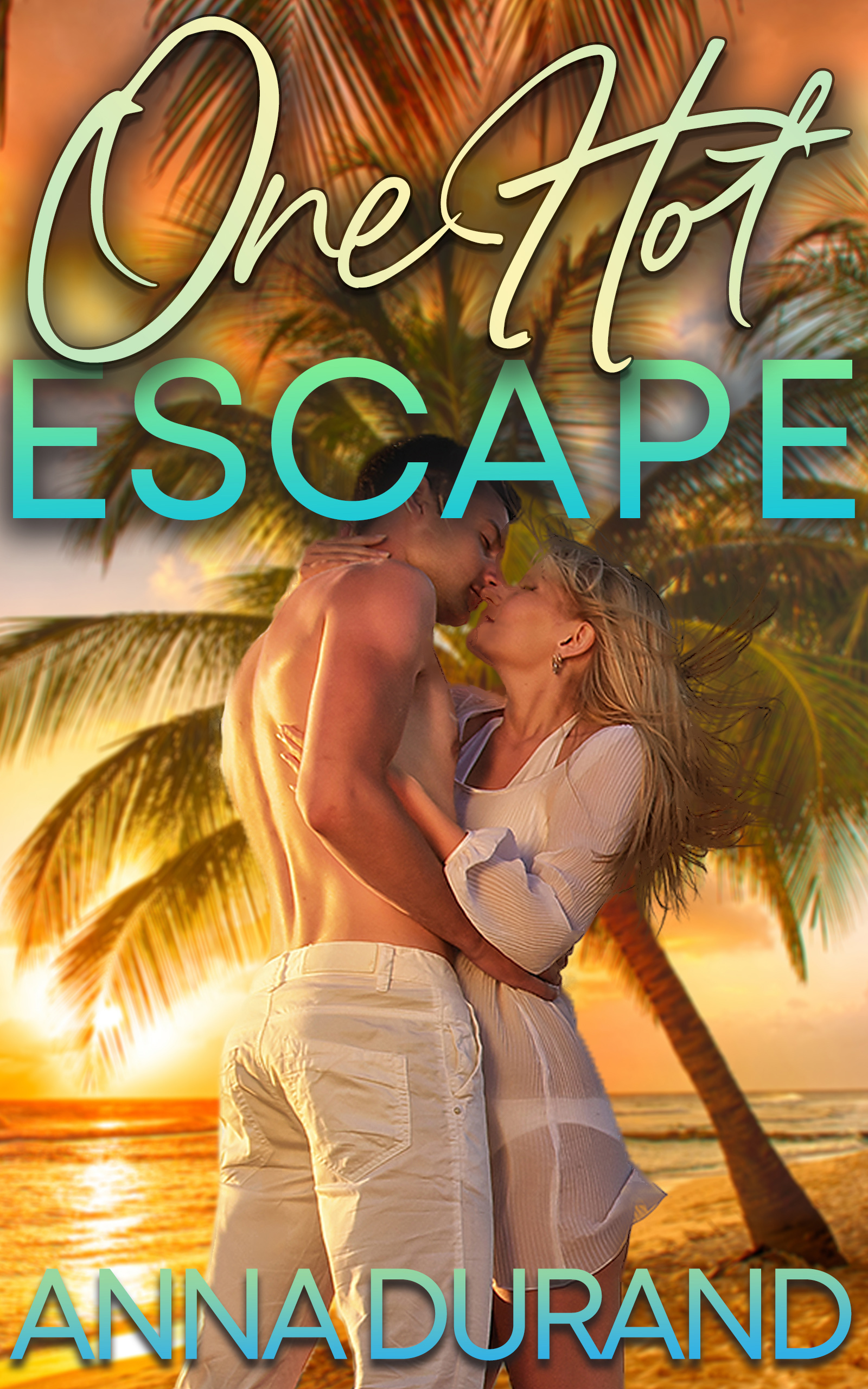 One Hot Escape (Hot Brits #4)