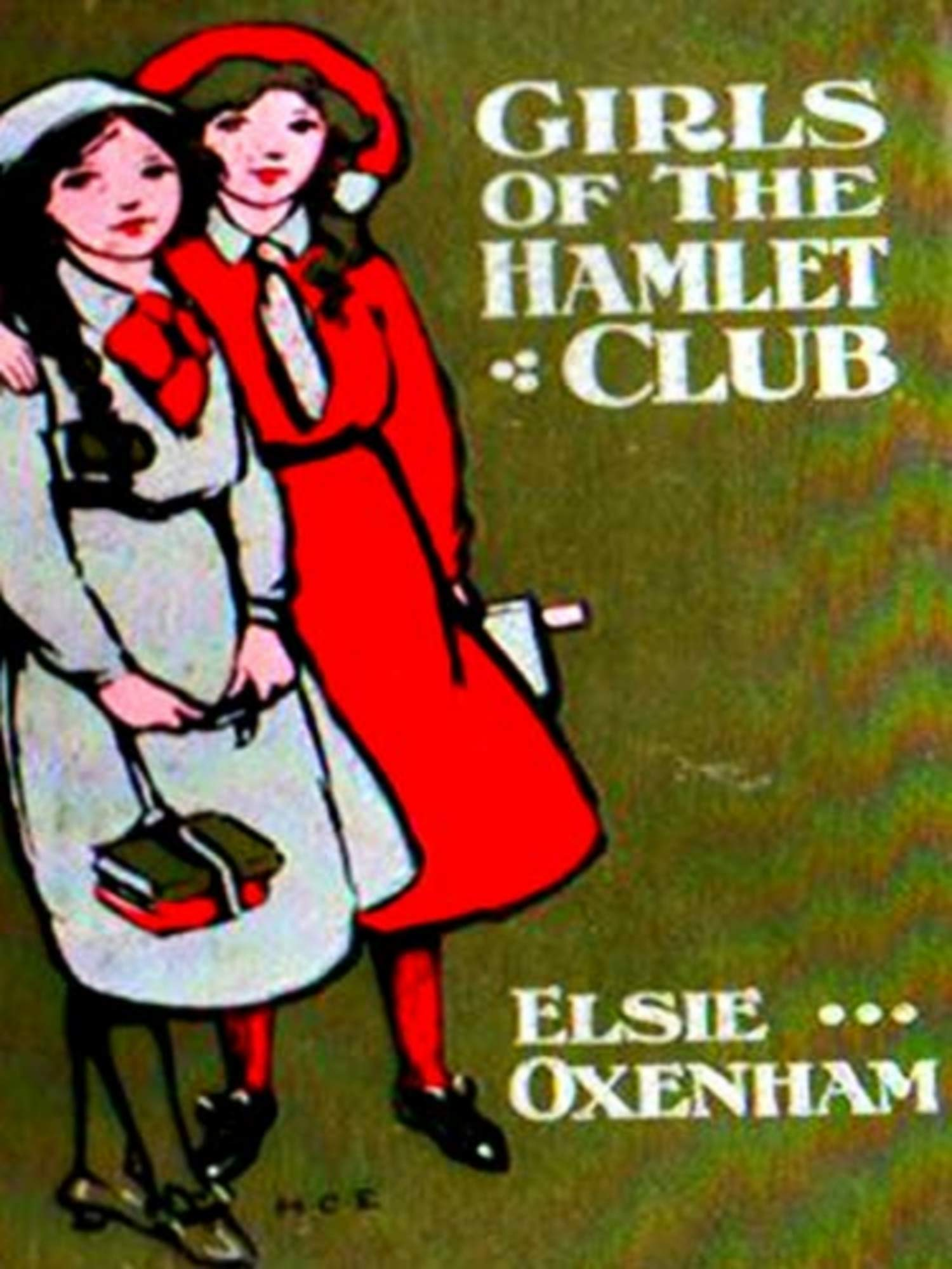 The Girls of the Hamlet Club (Abbey #1)