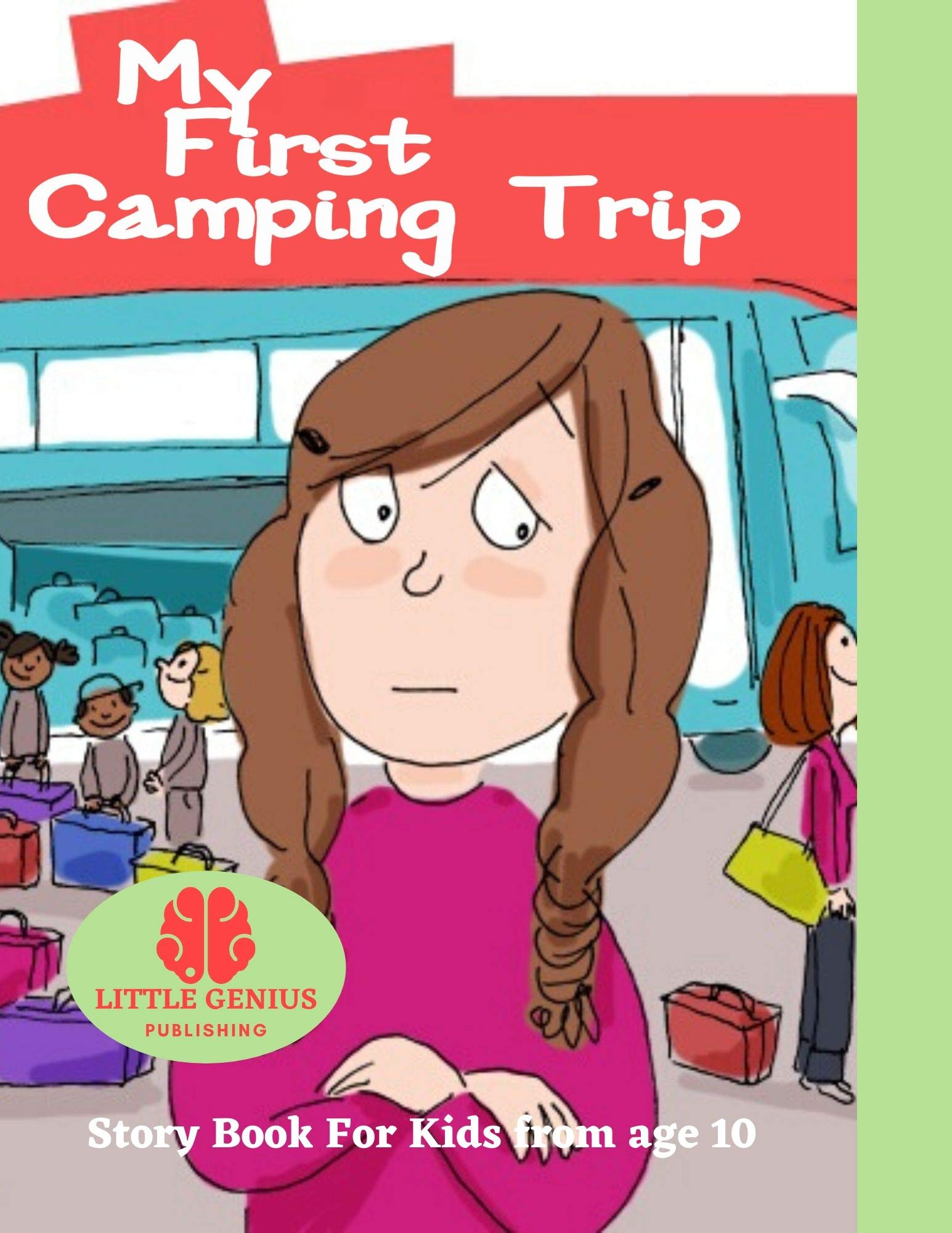 My First Camping Trip: Bedtime story for kids ,Help Children and Toddlers Fall Asleep Fast and Have a Peaceful Sleeping and Thrive ,short read.