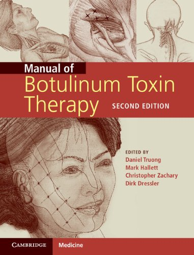 Manual of Botulinum Toxin Therapy by , Cambridge University Press