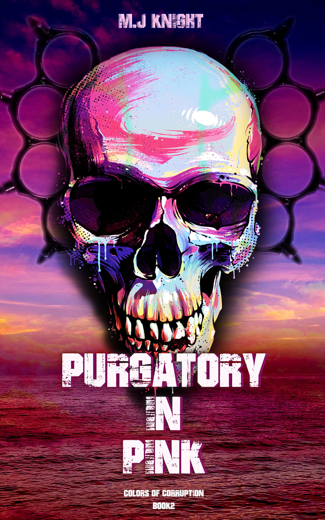 Purgatory In Pink (Colors of Corruption, #2)