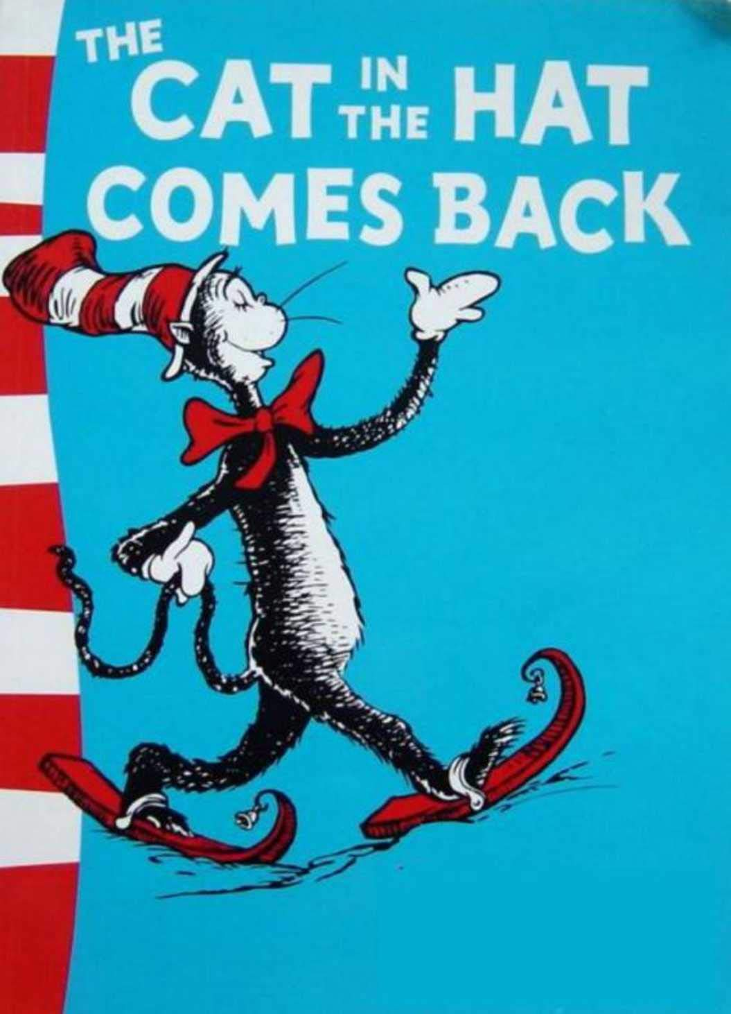 The Cat in the Hat Comes Back: Recommended for classic children's picture books