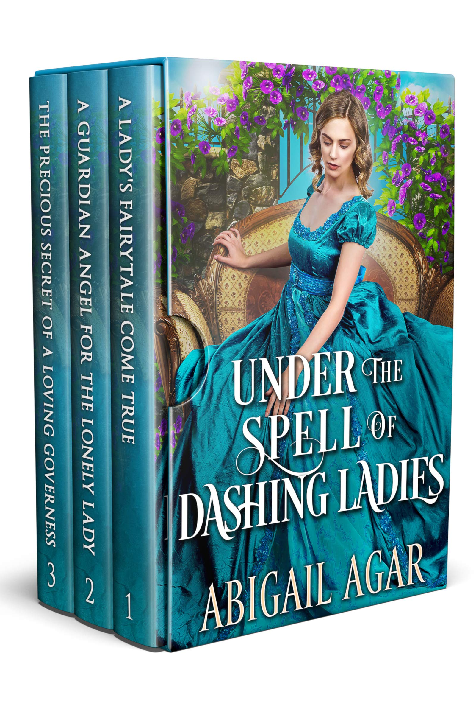 Under the Spell of Dashing Ladies: A Historical Regency Romance Collection