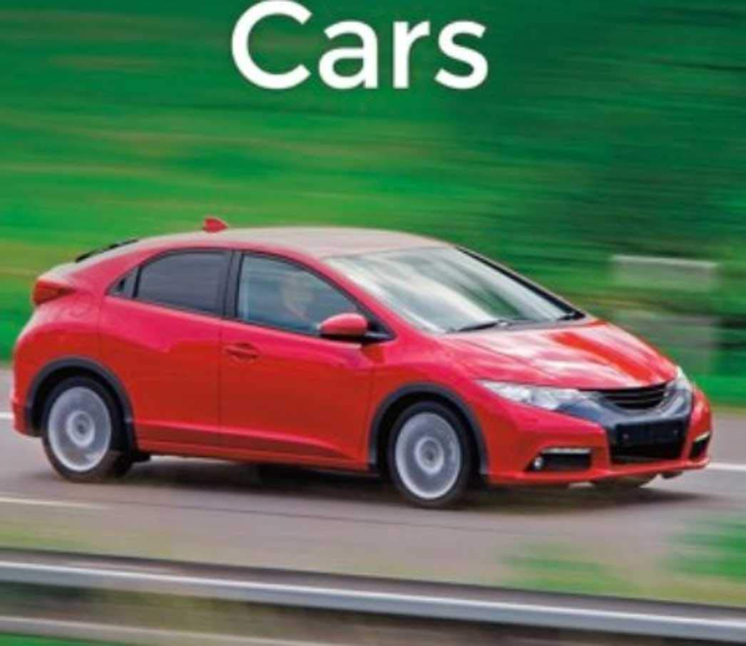 Cars: kids books ages 3-5