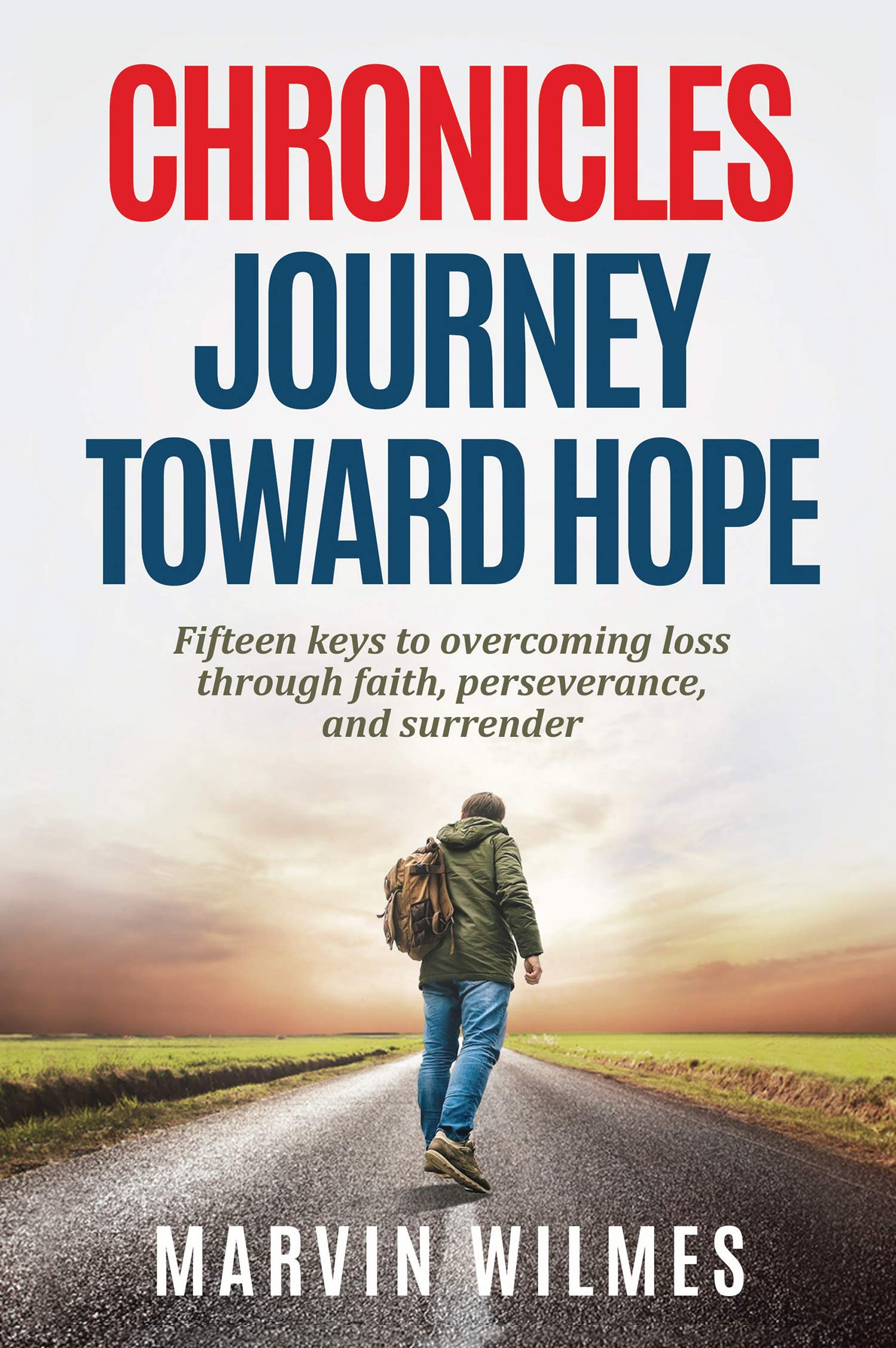 Chronicles, Journey Toward Hope: Fifteen keys to overcoming loss through faith, perseverance, and surrender