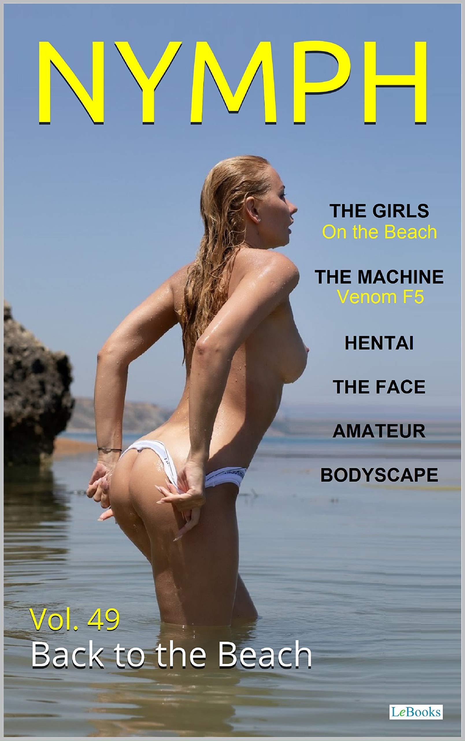 NYMPH - Vol 49: Back to the Beach