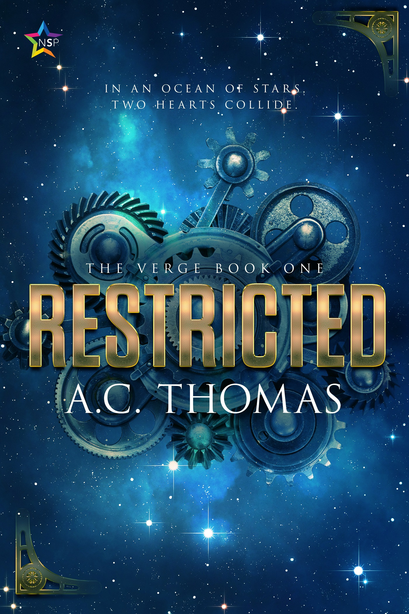 Restricted (The Verge, #1)