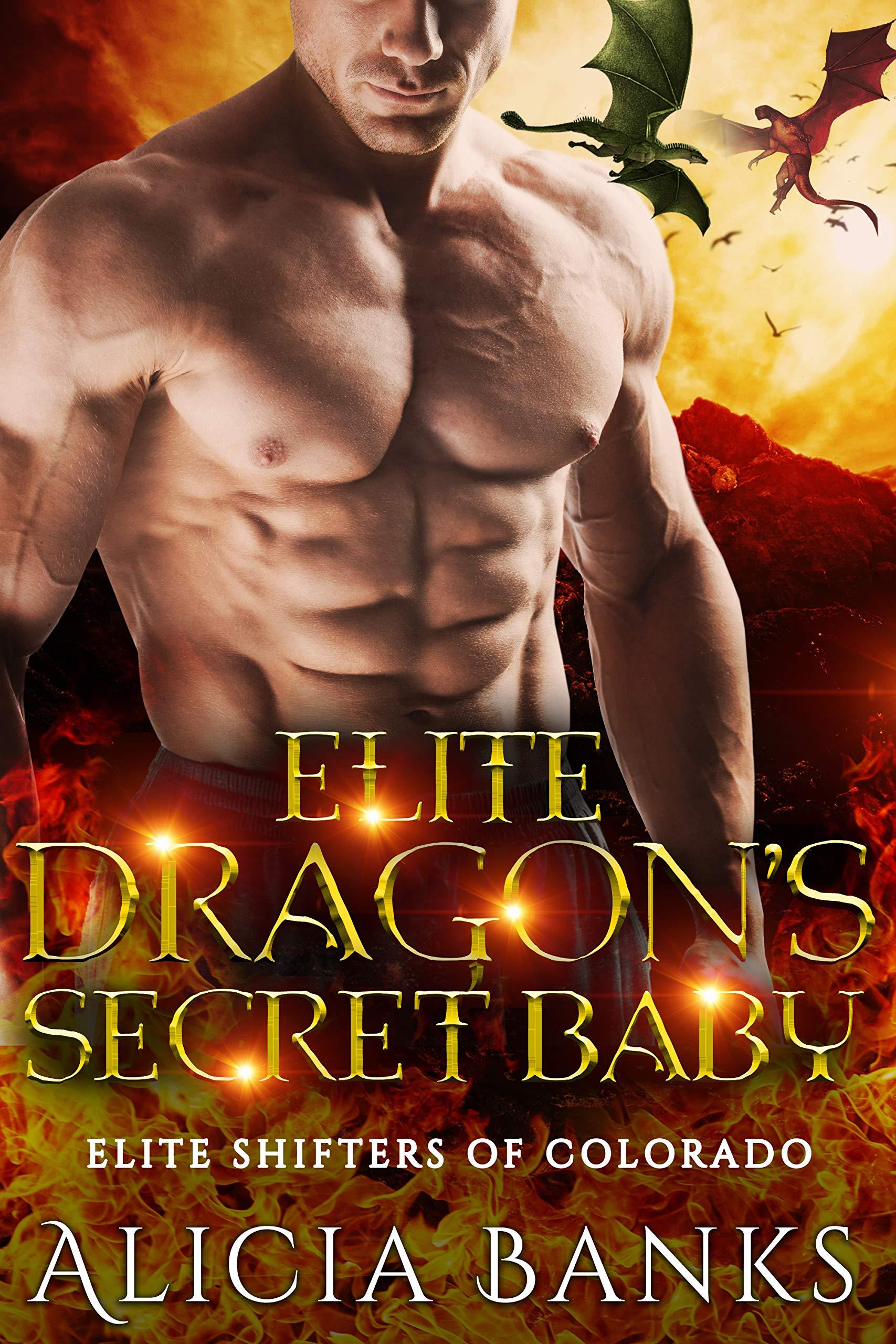 Elite Dragon's Secret Baby (Elite Shifters of Colorado #3)
