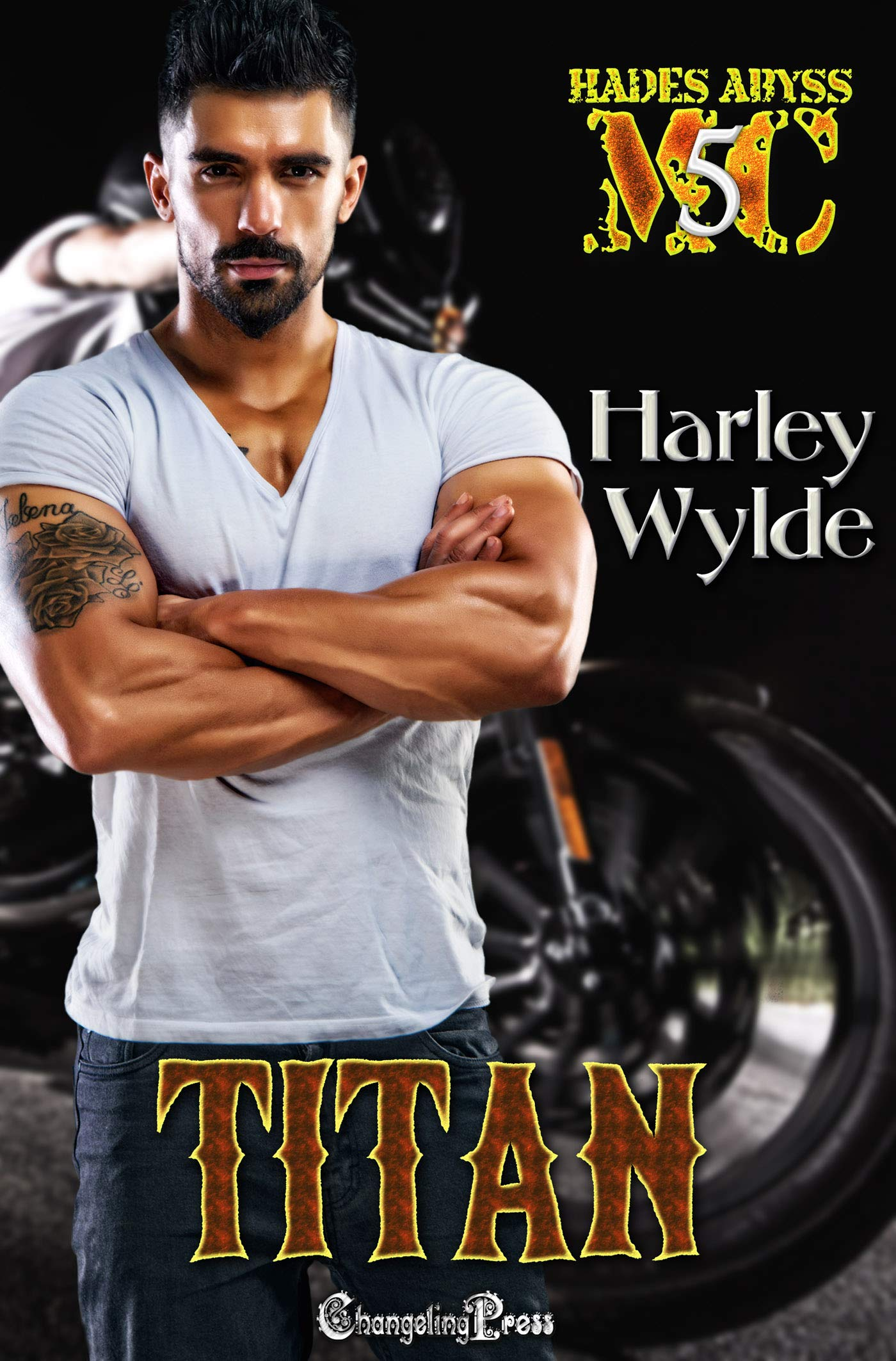 Titan (Hades Abyss MC #5): Mississippi Chapter