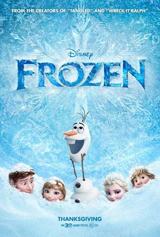 Frozen Screenplay