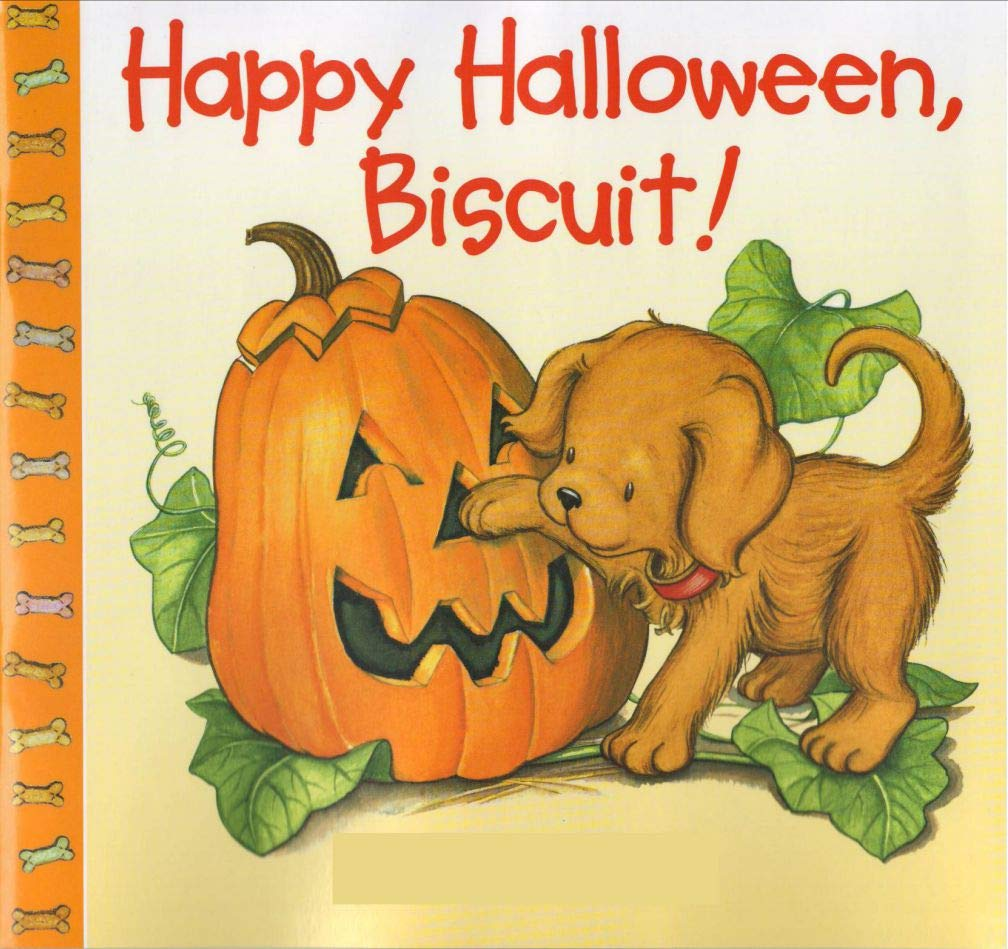 Happy Halloween Biscuit: Recommended for classic children's picture books