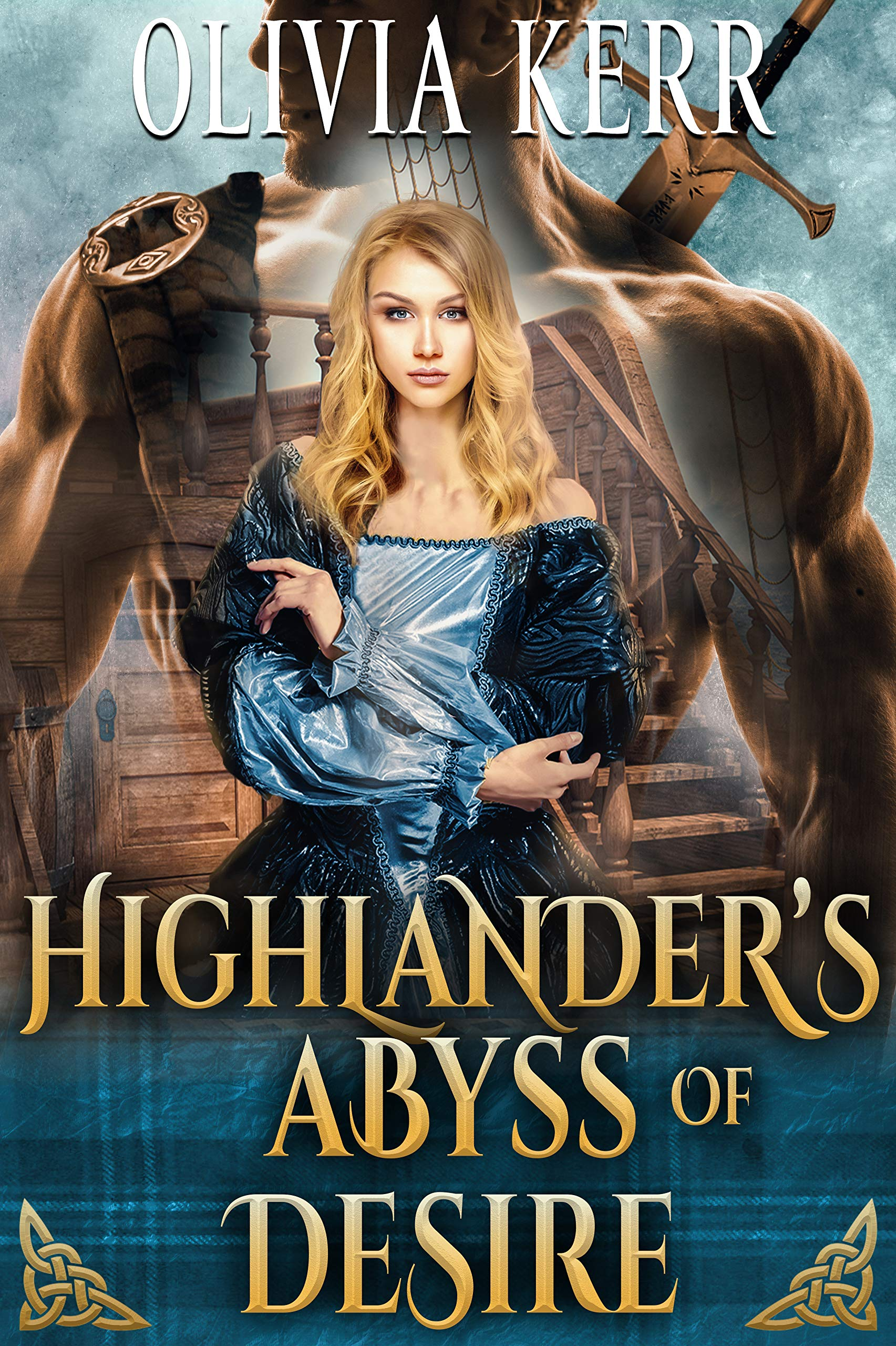 Highlander's Abyss of Desire (Sailors of the Highlands #3)