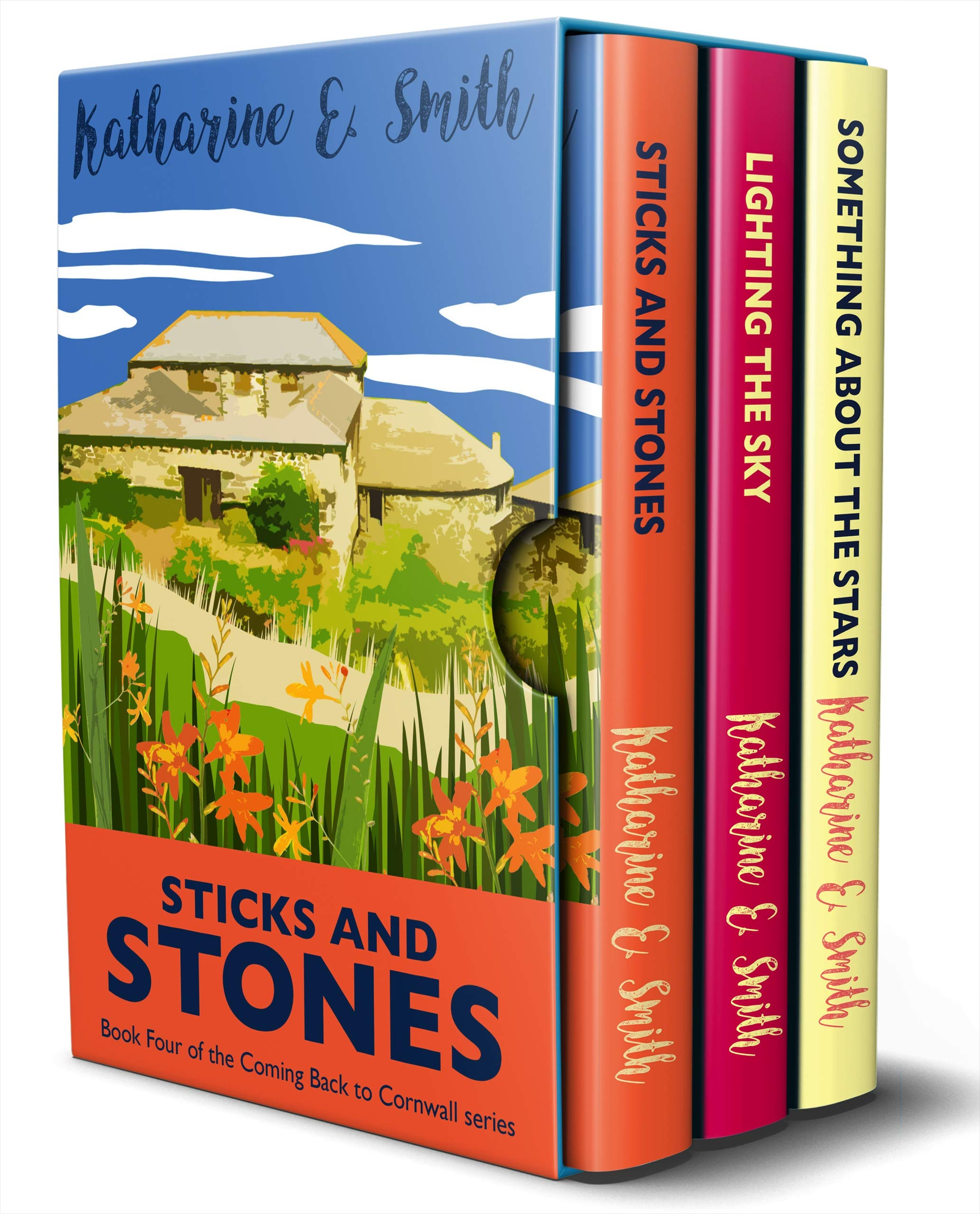 Coming Back to Cornwall Boxset: Books Four to Six: What Alice did next. More from the uplifting, inspirational series readers can't put down