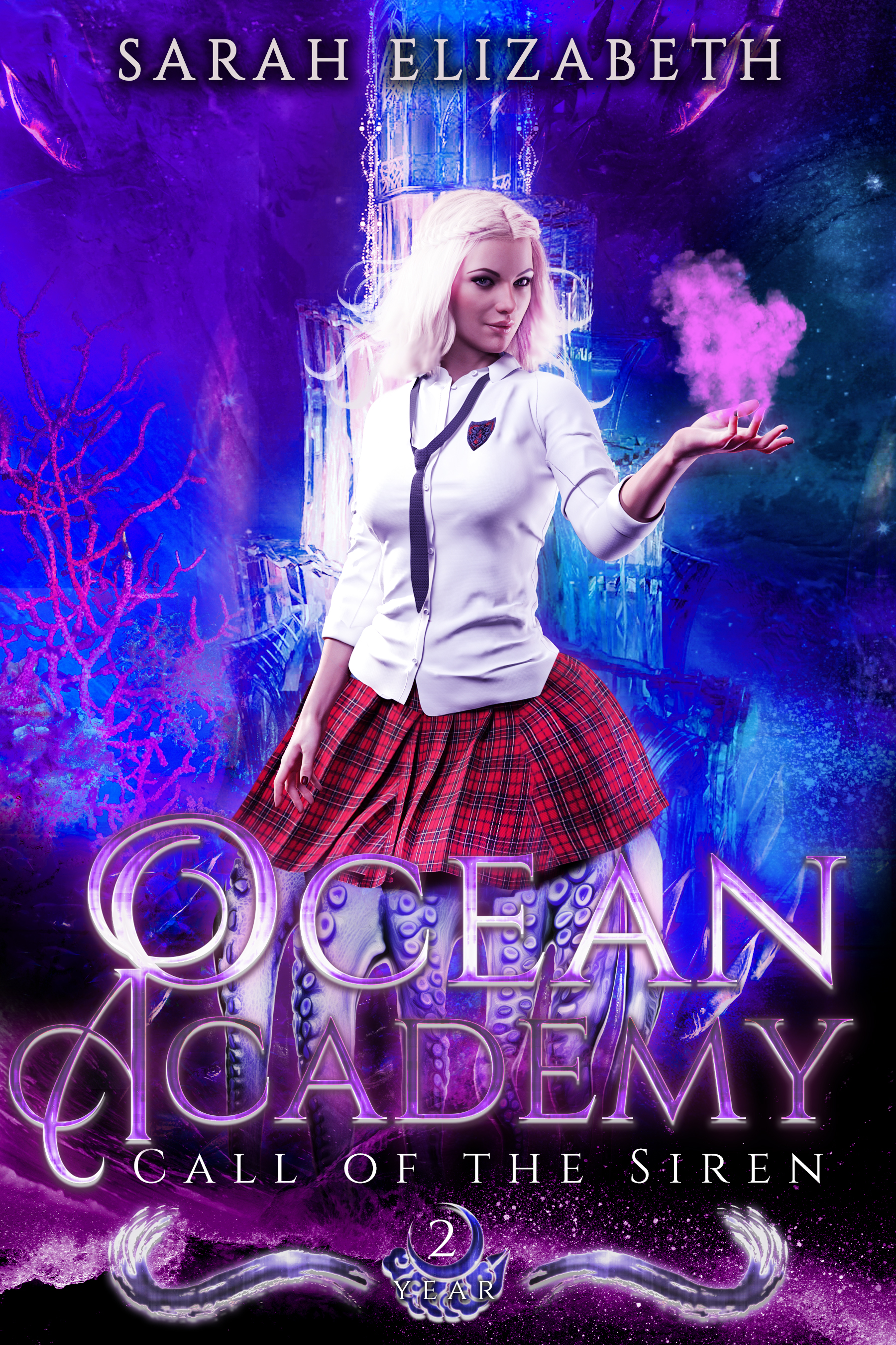 Call of the Siren (Ocean Academy, #2)