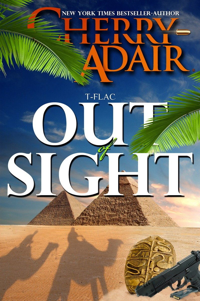 Out of Sight (The Men of T-FLAC: The Wright Brothers Book 5)