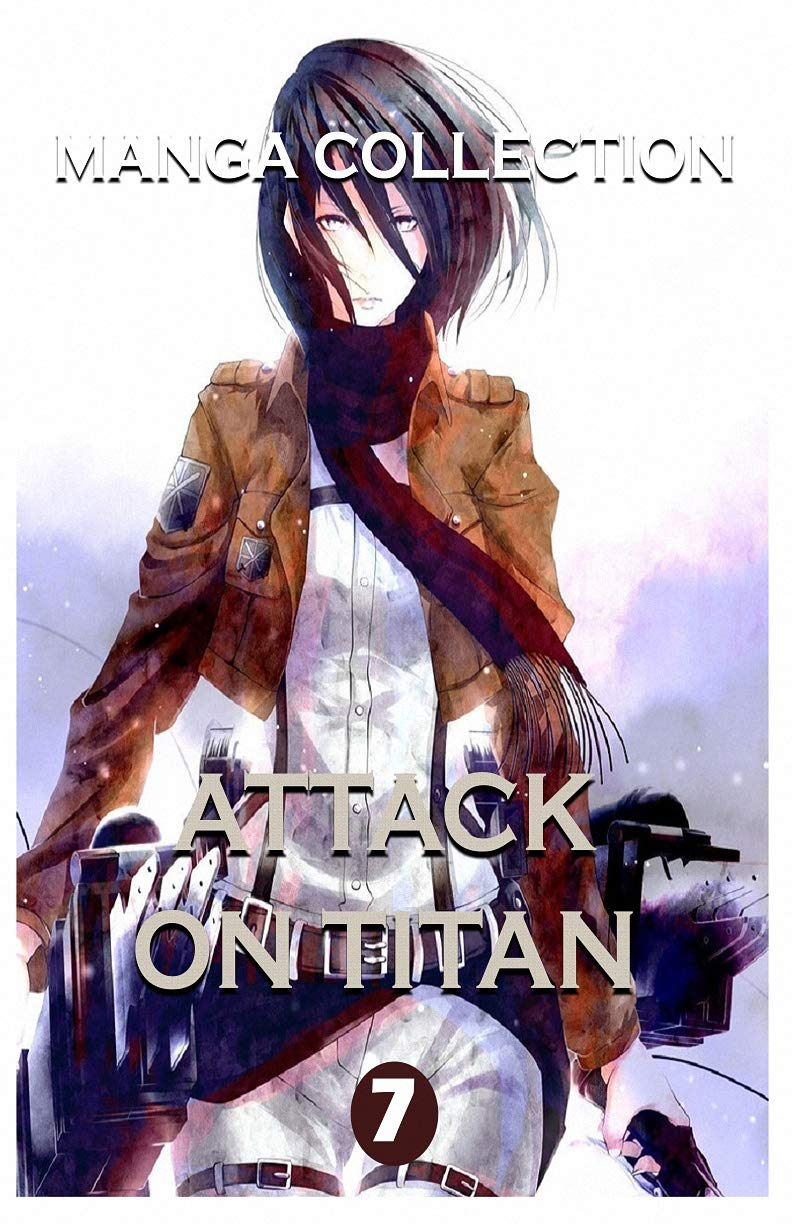 Attack On Titan: Attack On Titan Best Mystery Fantasy Manga Vol 7