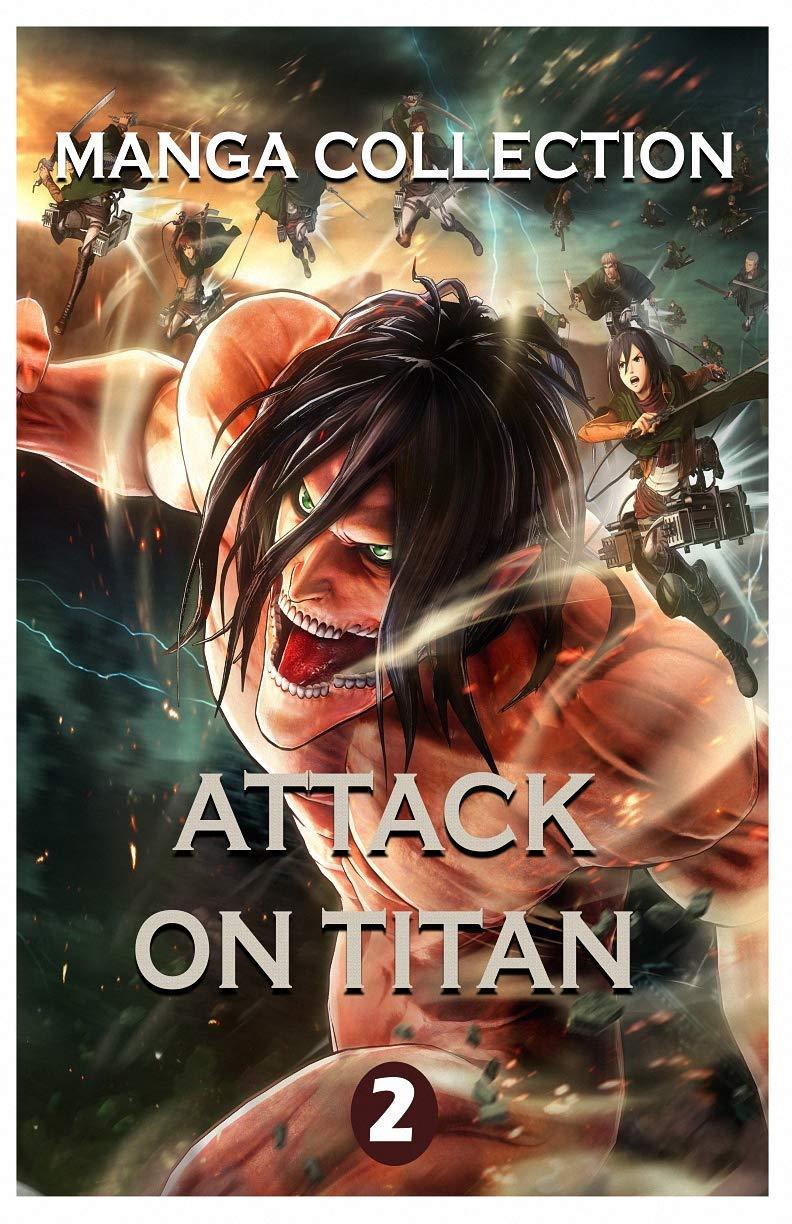 Attack On Titan: Attack On Titan Best Mystery Fantasy Manga Vol 2