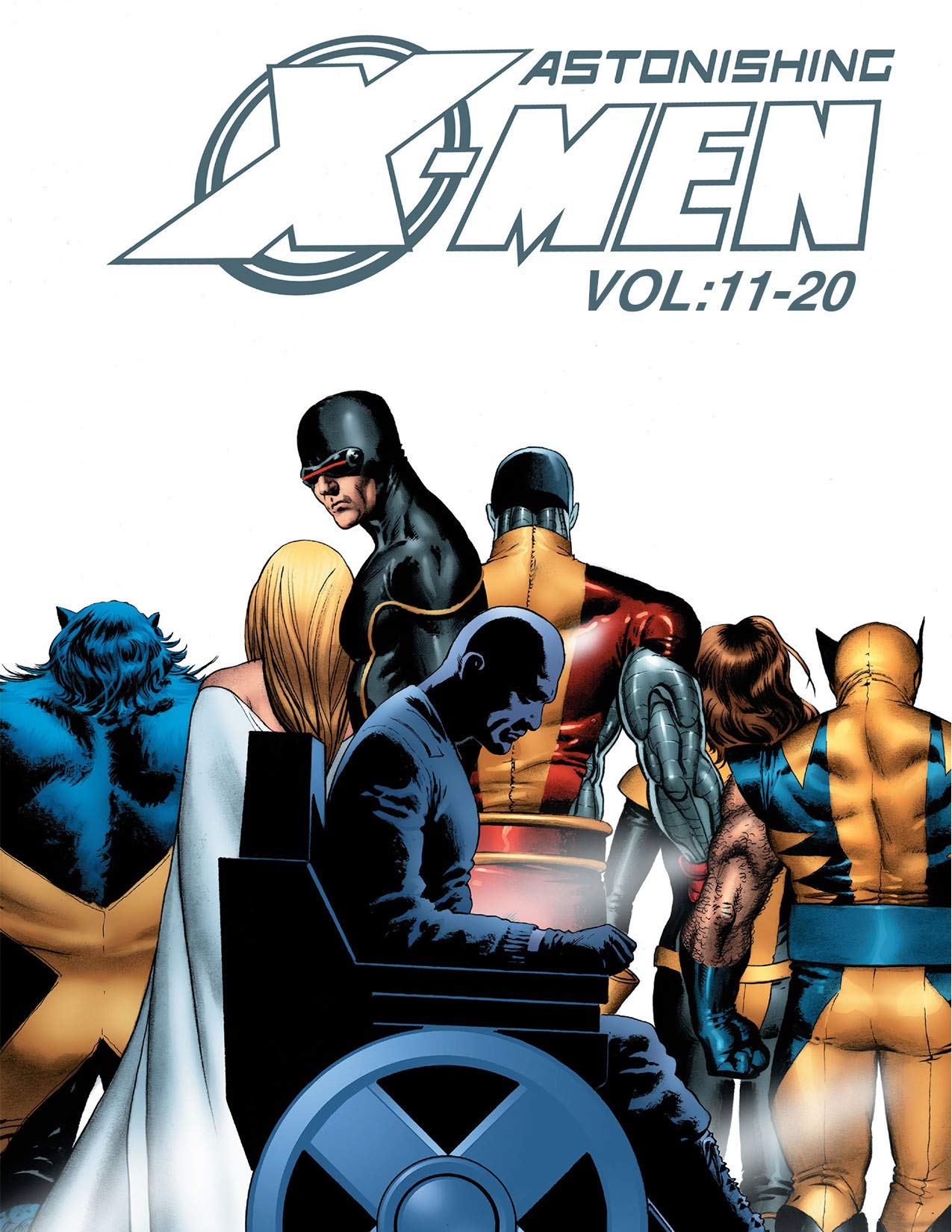 Astonishing xmen: Astonishing X-Men omnibus | astonishing x-men, vol. 11 to vol. 20 comic