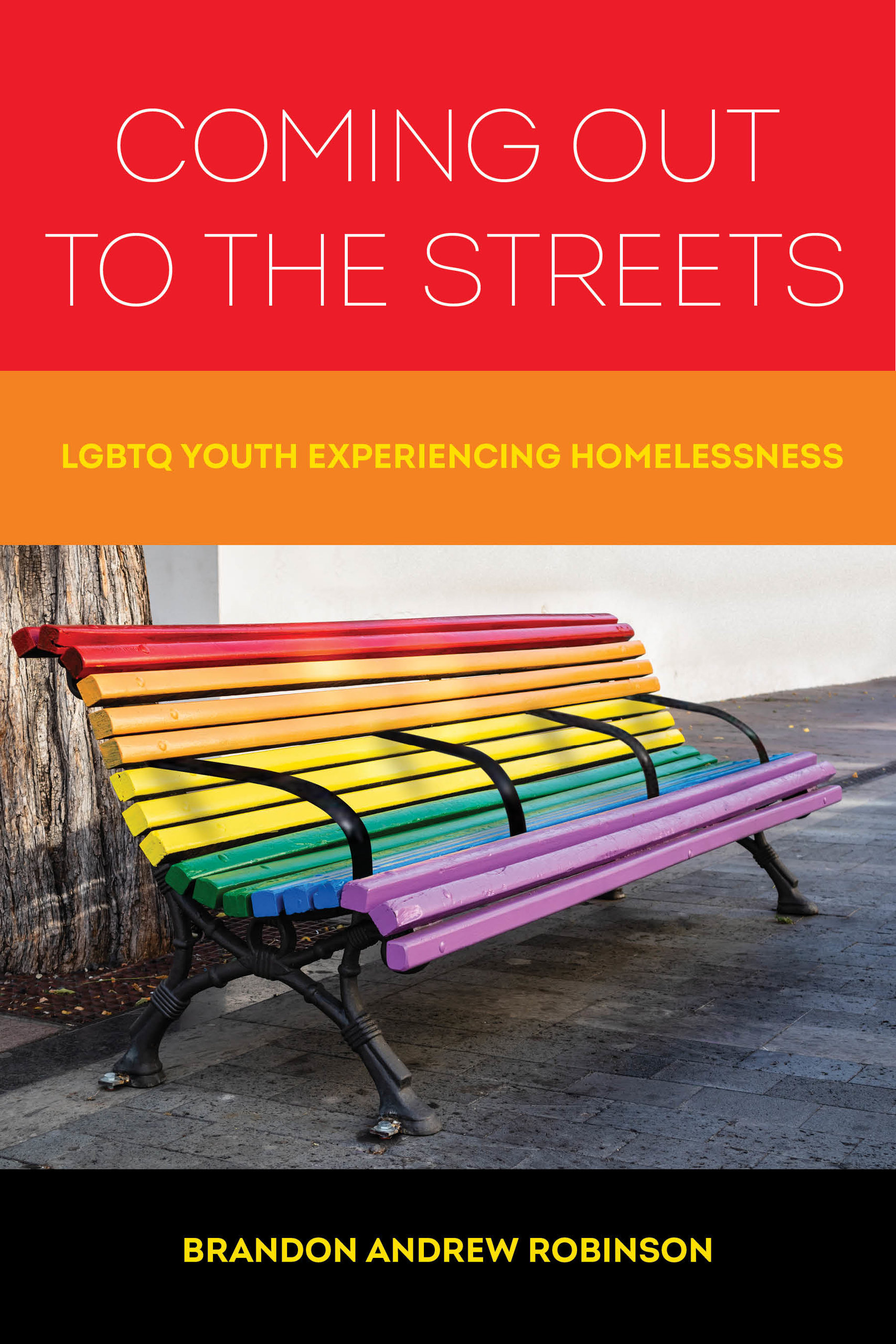 Coming Out to the Streets: LGBTQ Youth Experiencing Homelessness