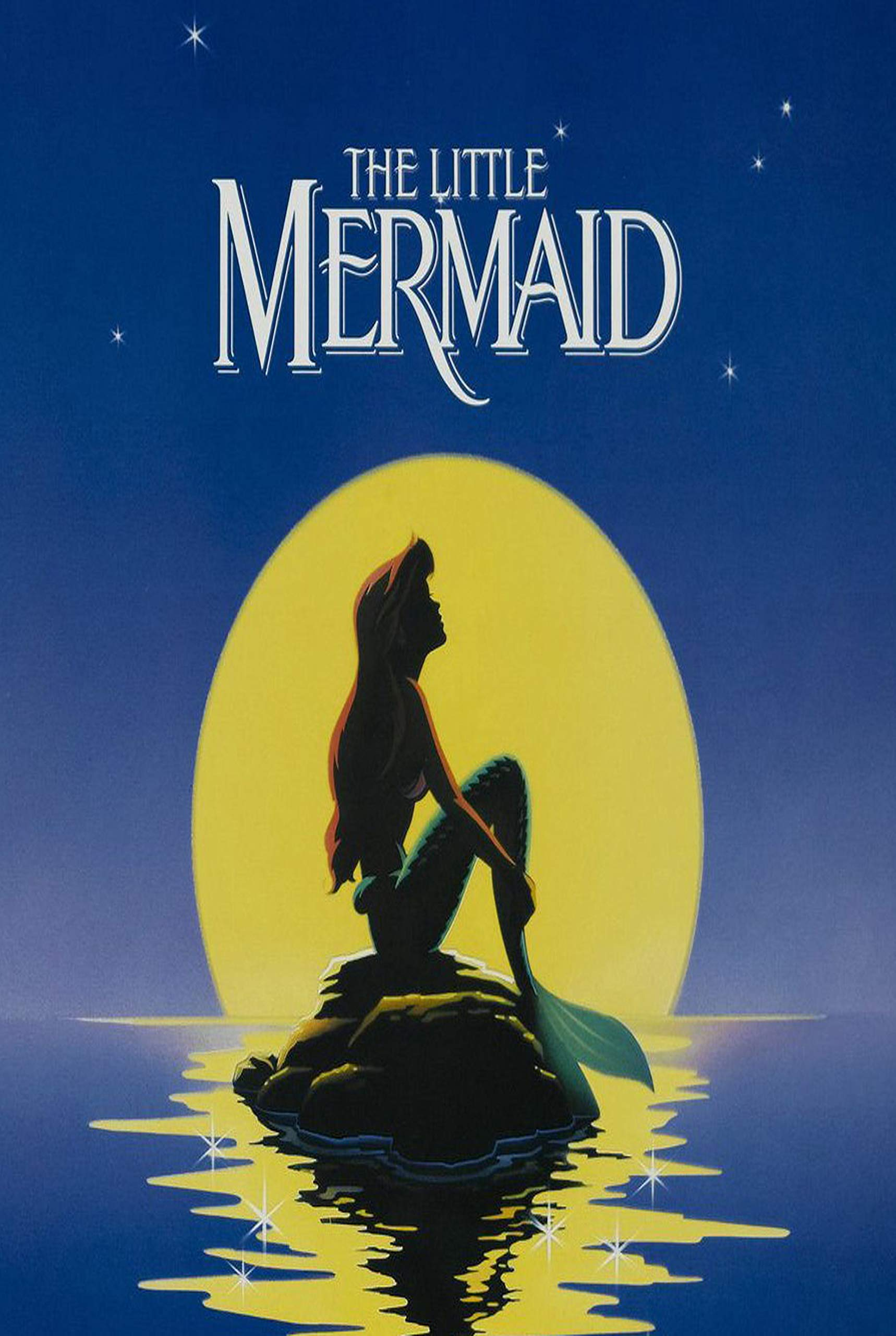 The Little Mermaid: screenplay