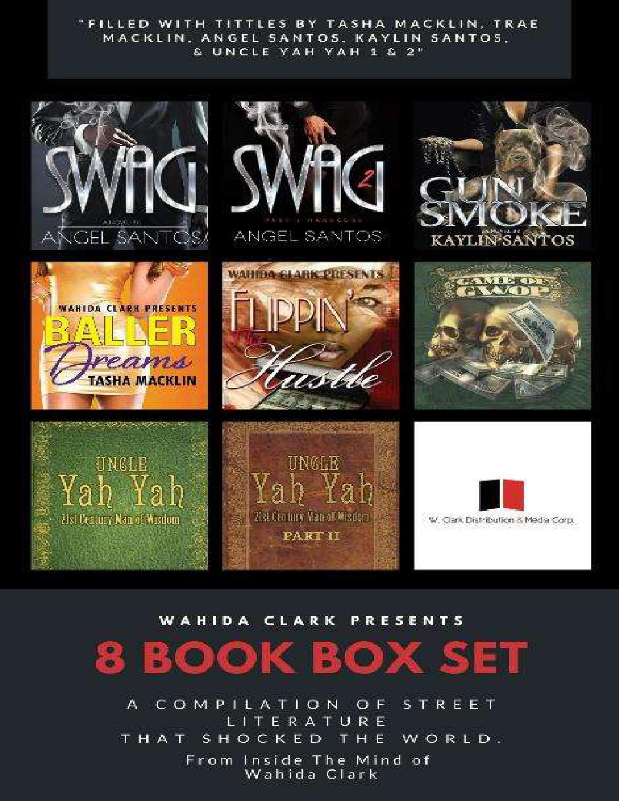 Wahida Clark Presents: 8 Book Box Set: Limited Edition