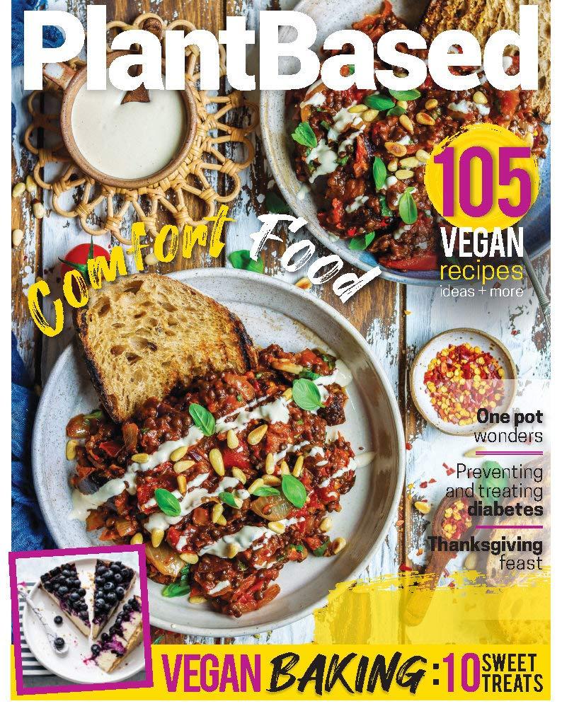 Plant Based Recipes: 105 vegan recipes