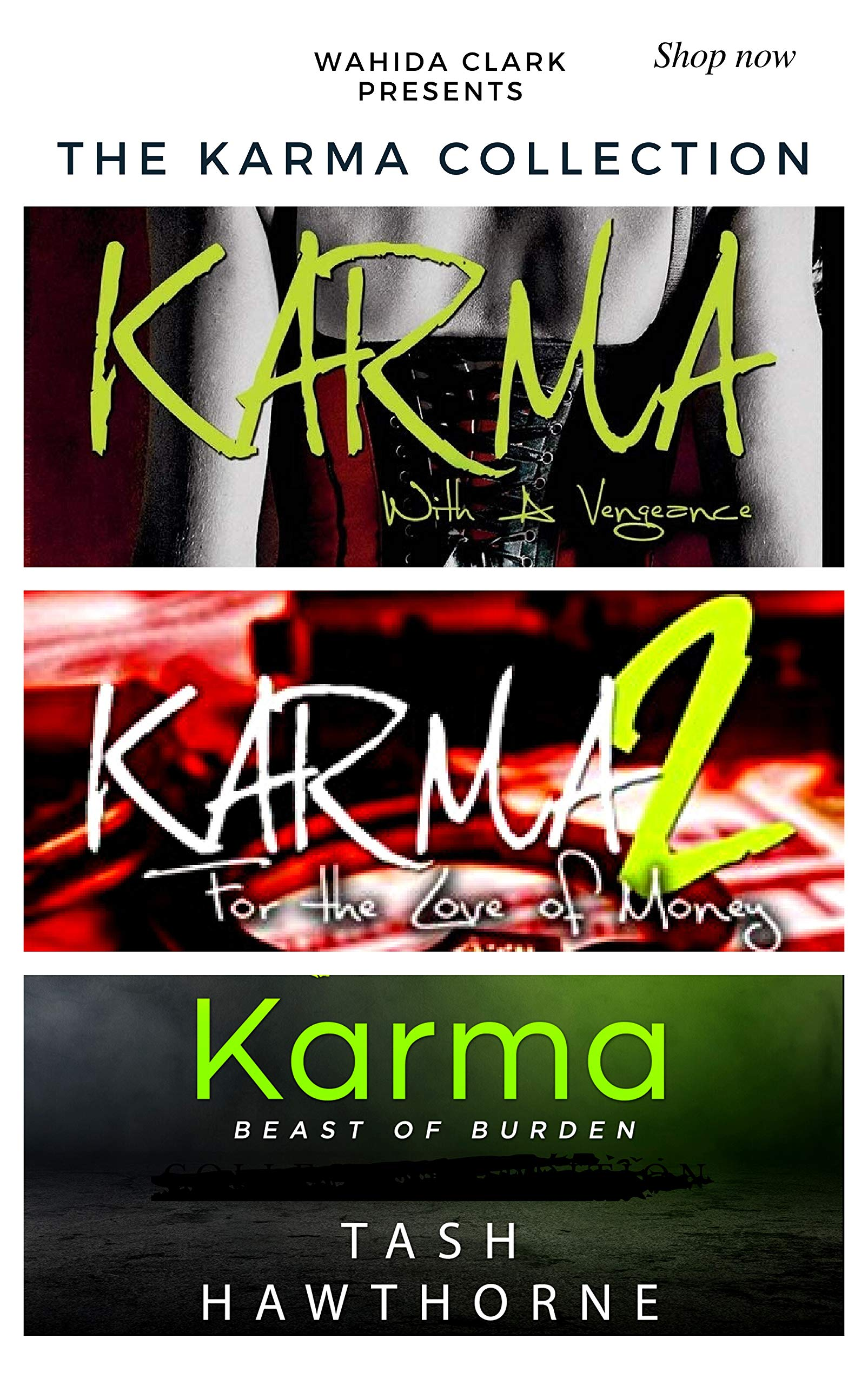 The Karma Series: Trilogy (Limited Edition Book 1)